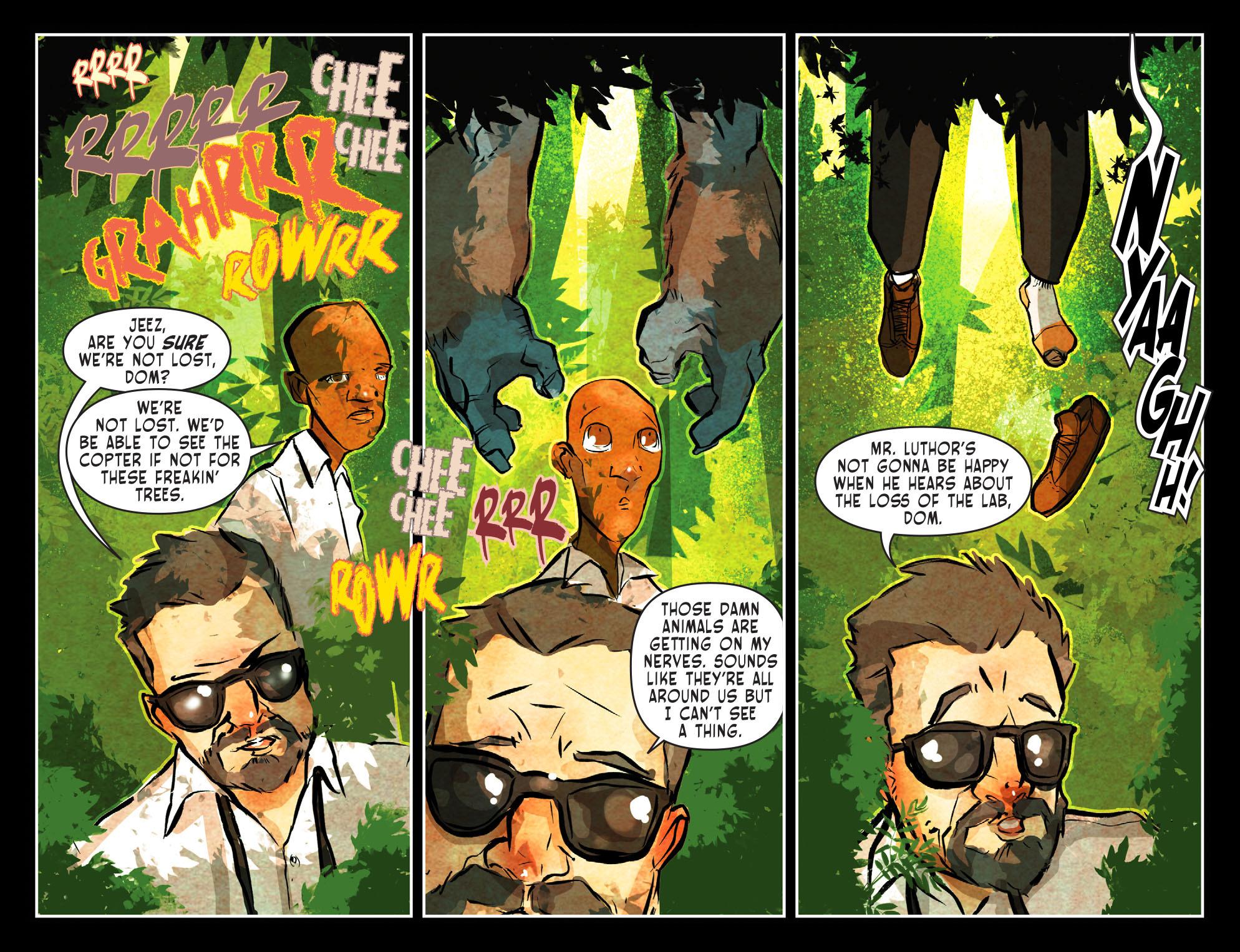 Read online Sensation Comics Featuring Wonder Woman comic -  Issue #51 - 8
