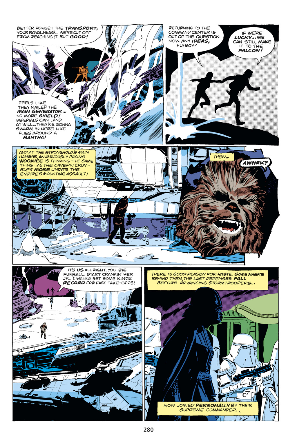 Read online Star Wars Omnibus comic -  Issue # Vol. 14 - 278