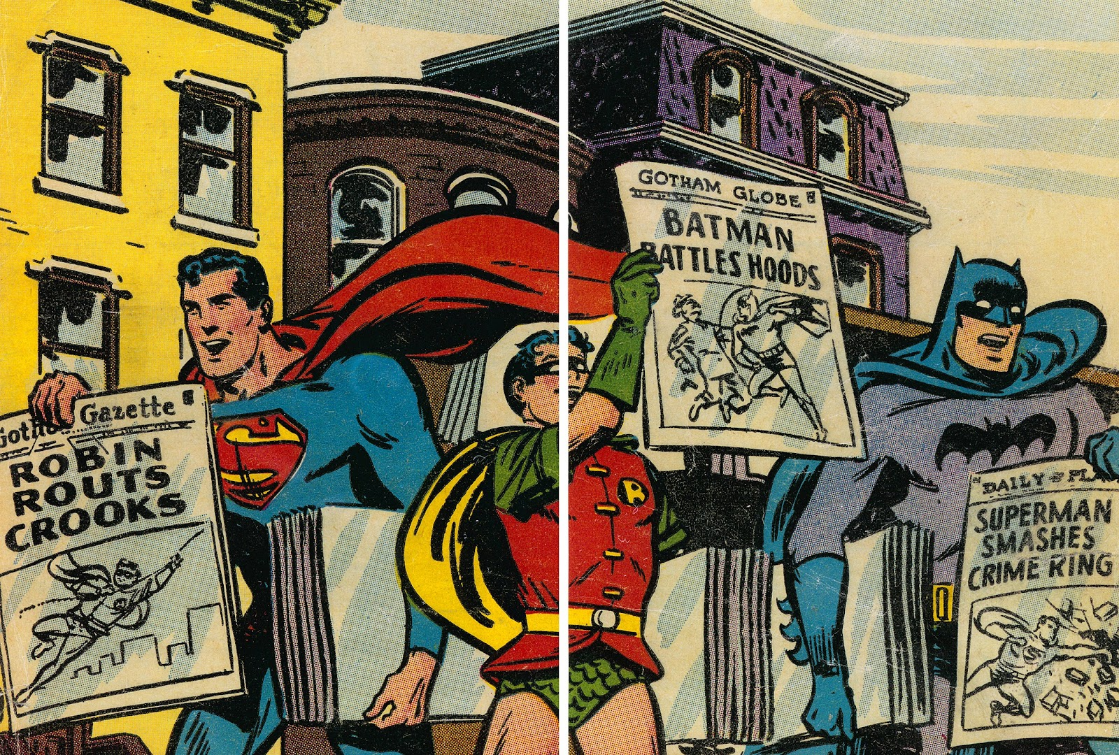 Read online 75 Years Of DC Comics comic -  Issue # TPB (Part 2) - 73