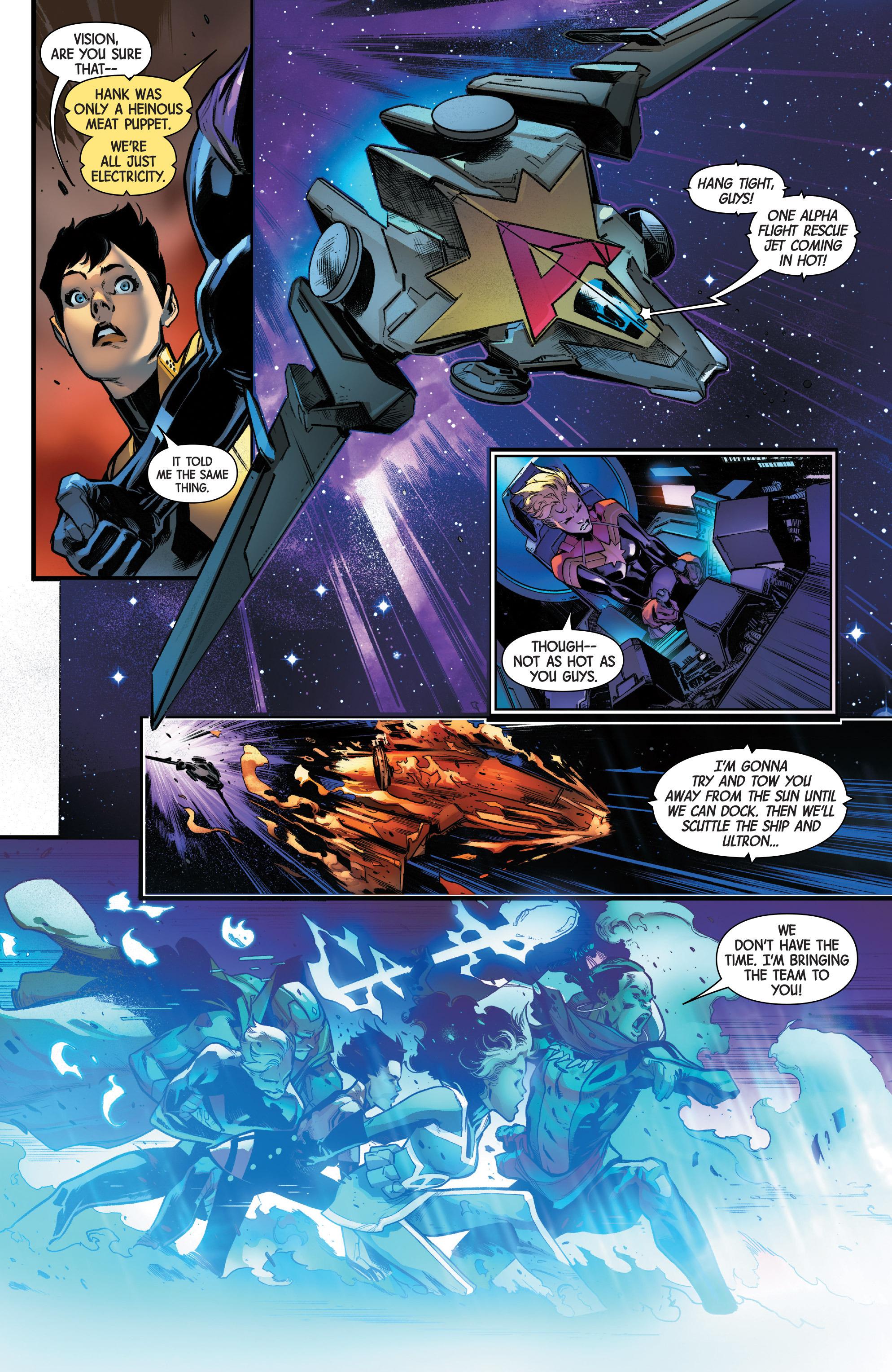 Read online Uncanny Avengers [II] comic -  Issue #12 - 17