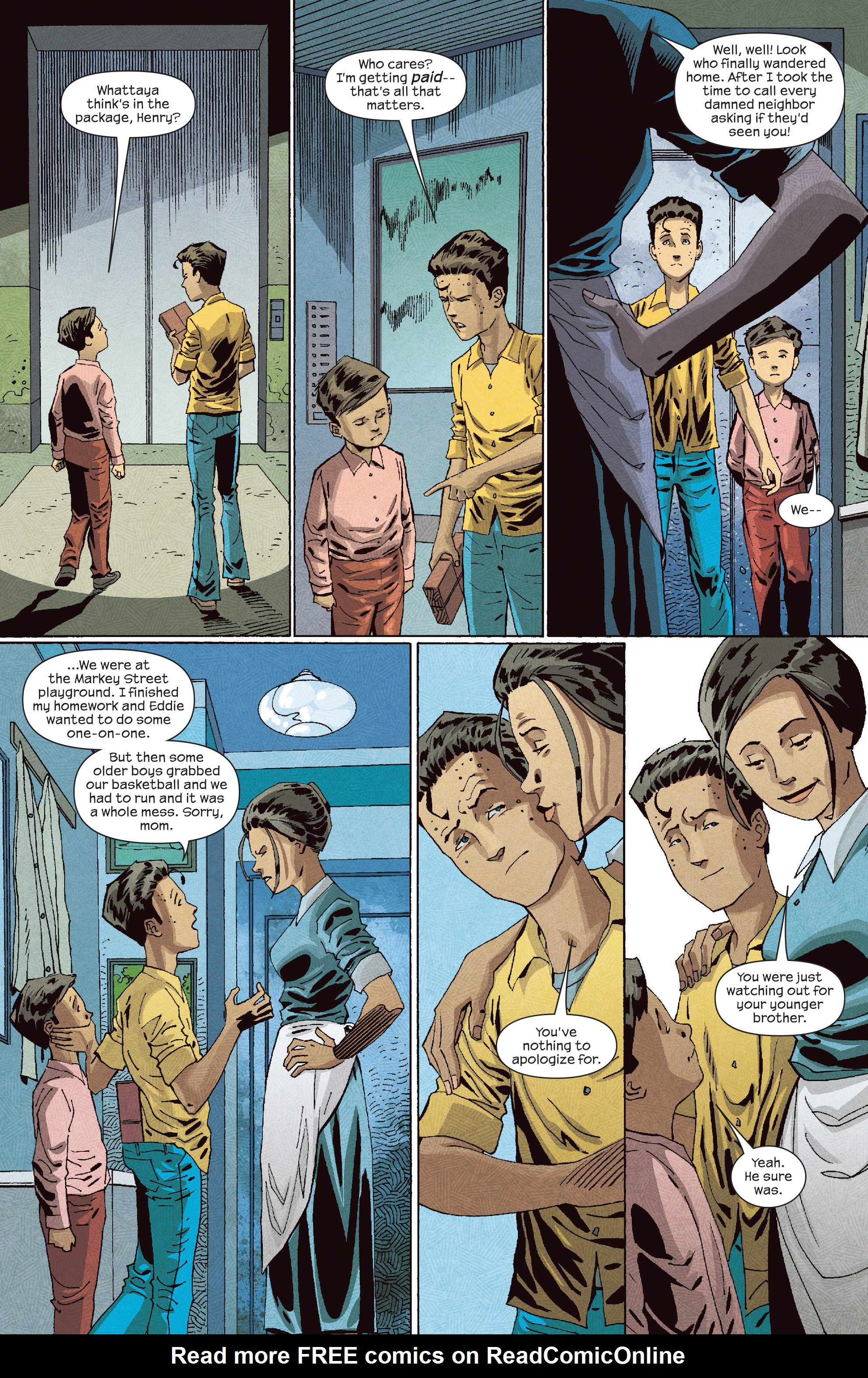 Read online Dark Tower: The Drawing of the Three - The Prisoner comic -  Issue #2 - 17