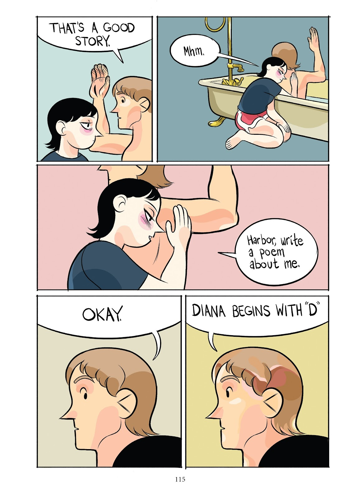 Read online Girl Town comic -  Issue # TPB (Part 2) - 15