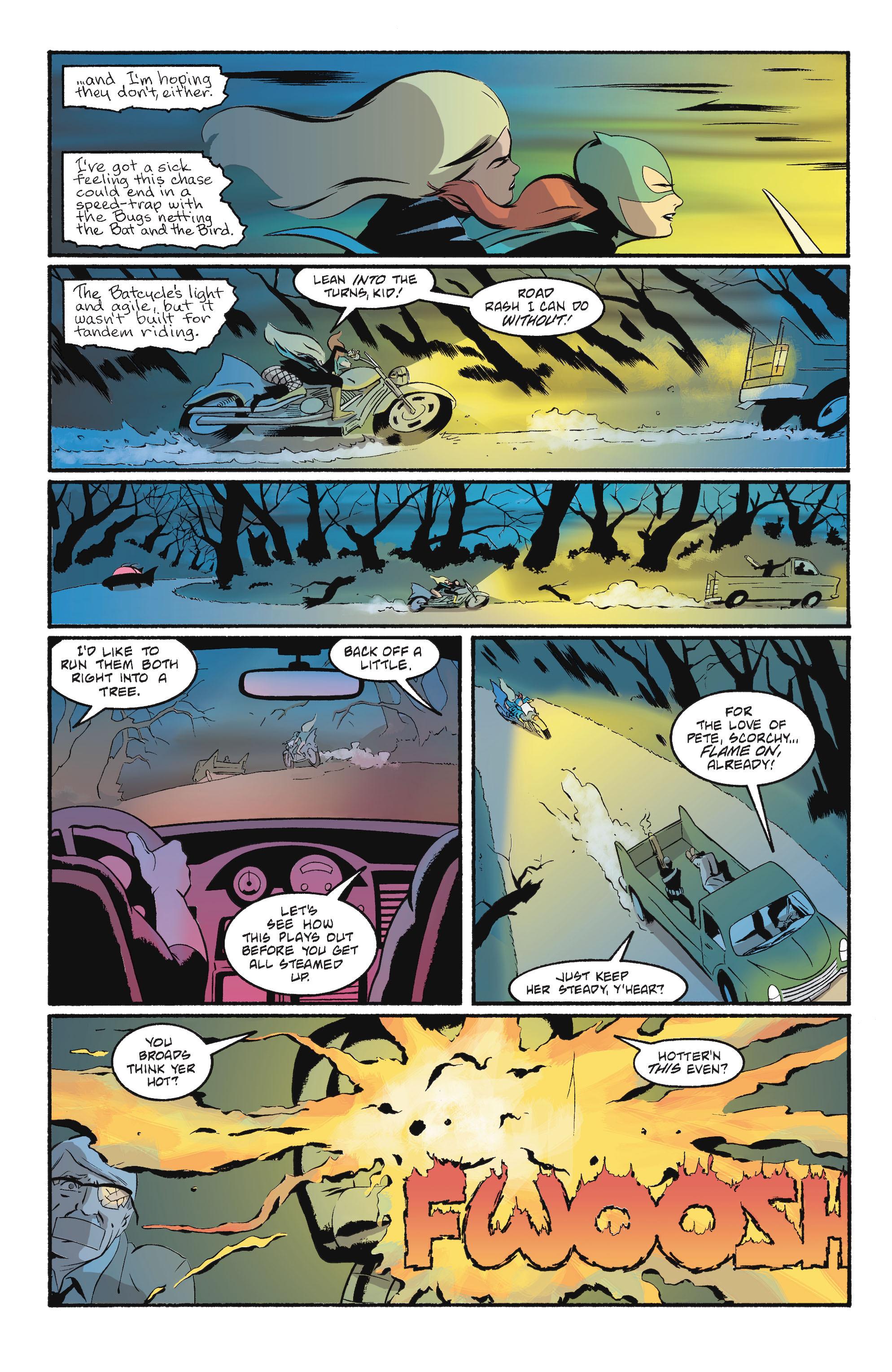 Read online Batgirl/Robin: Year One comic -  Issue # TPB 2 - 116