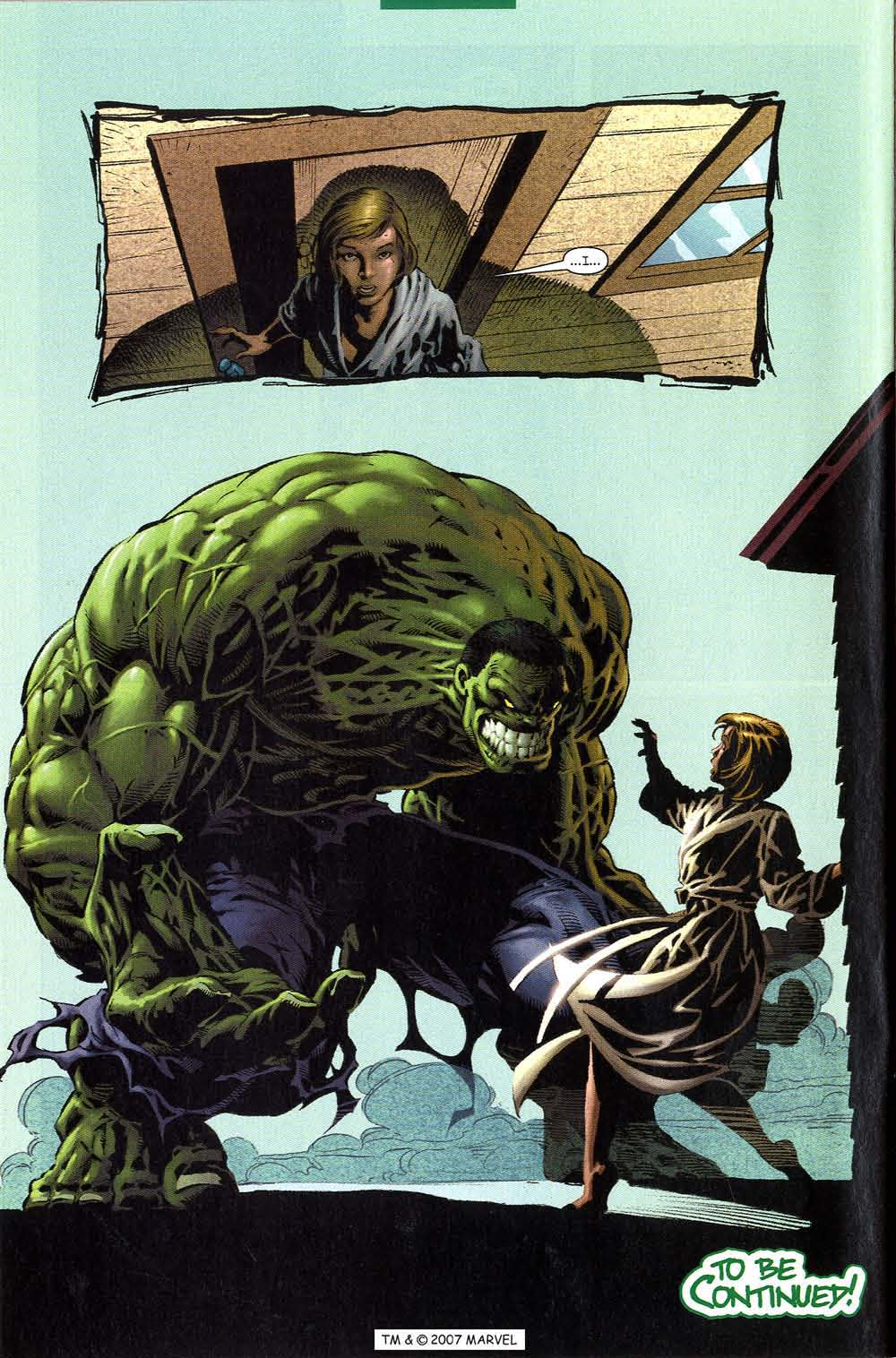 Read online The Incredible Hulk (2000) comic -  Issue #51 - 32