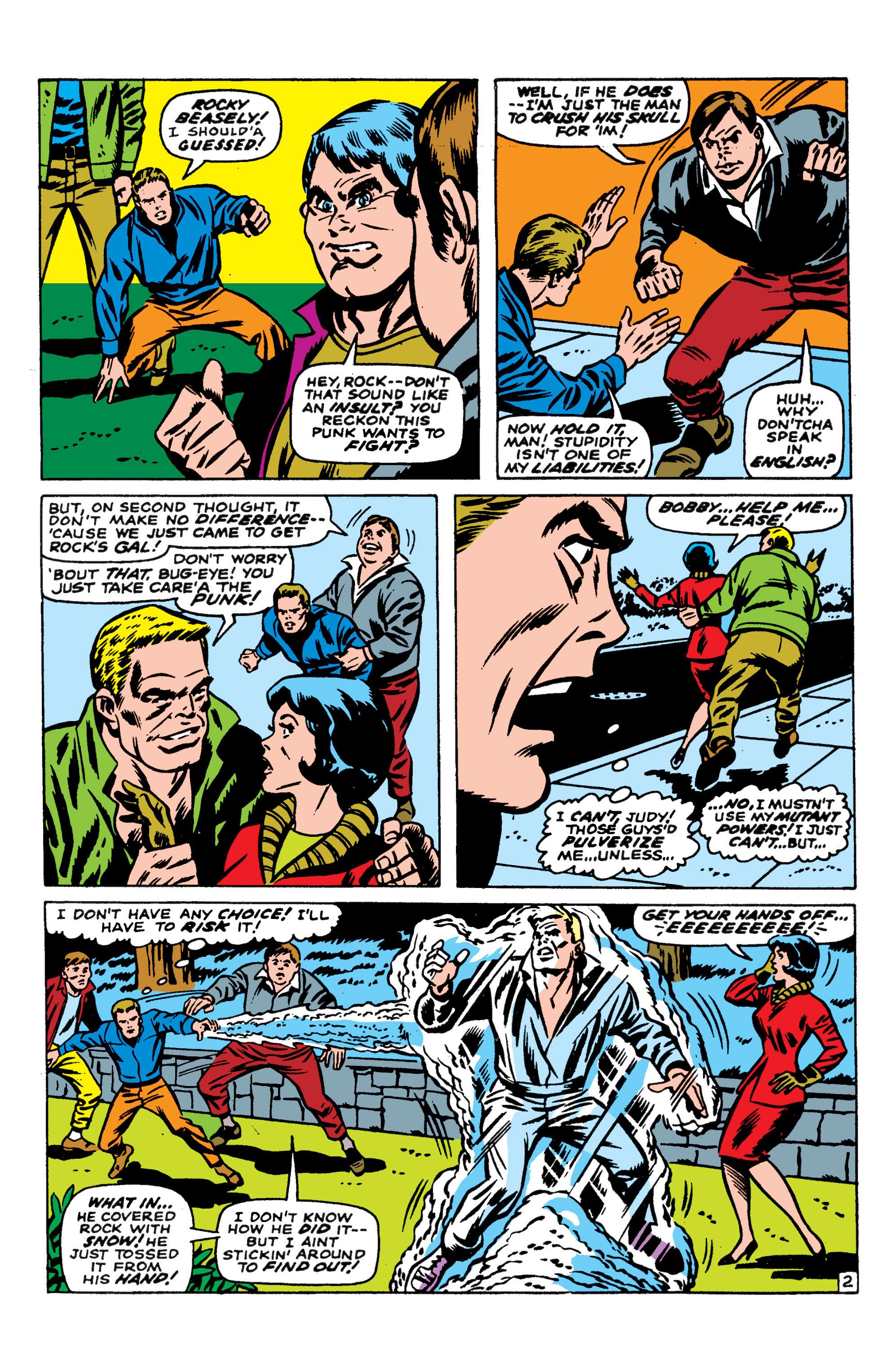 Read online Uncanny X-Men (1963) comic -  Issue #44 - 18