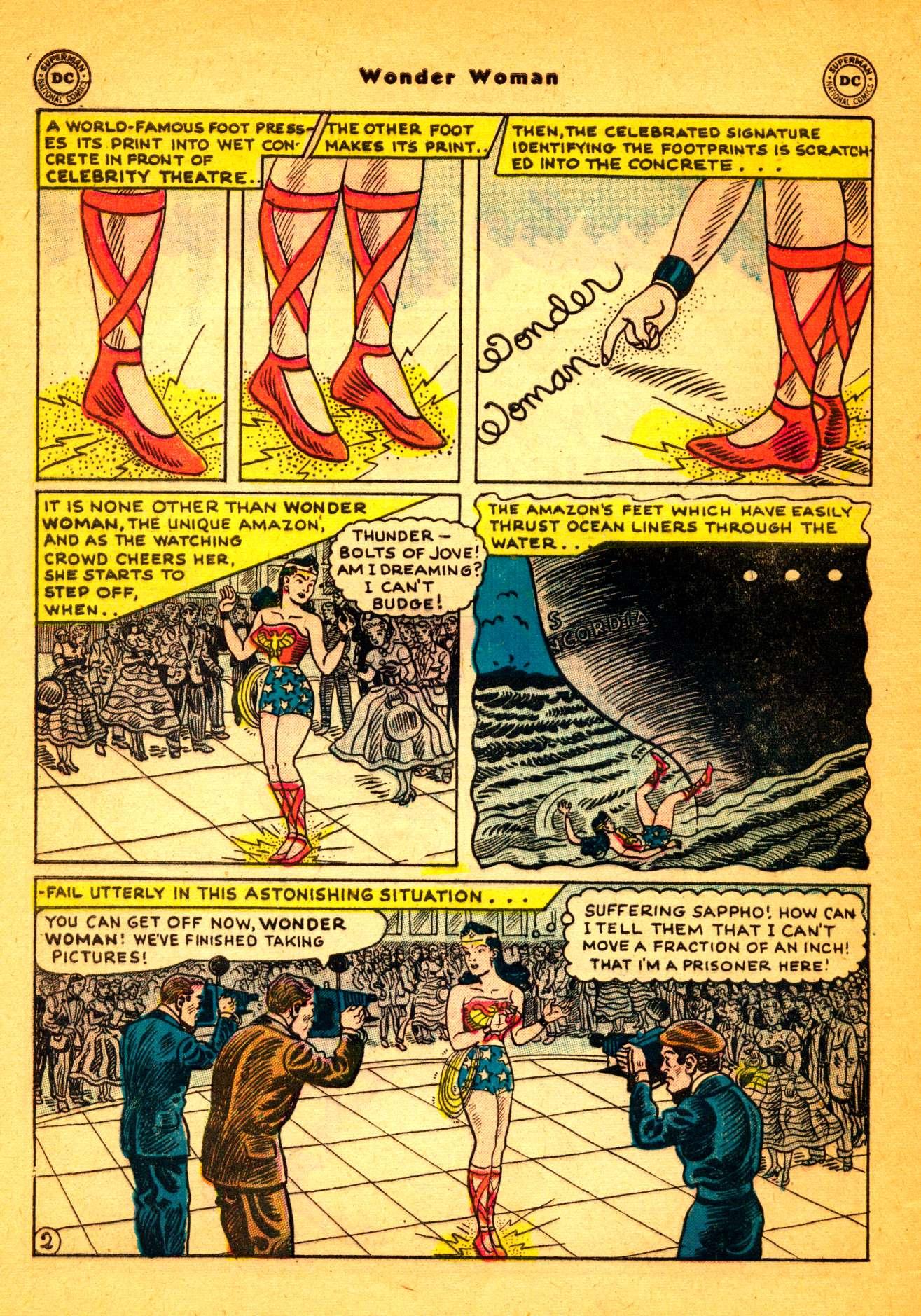 Read online Wonder Woman (1942) comic -  Issue #86 - 27