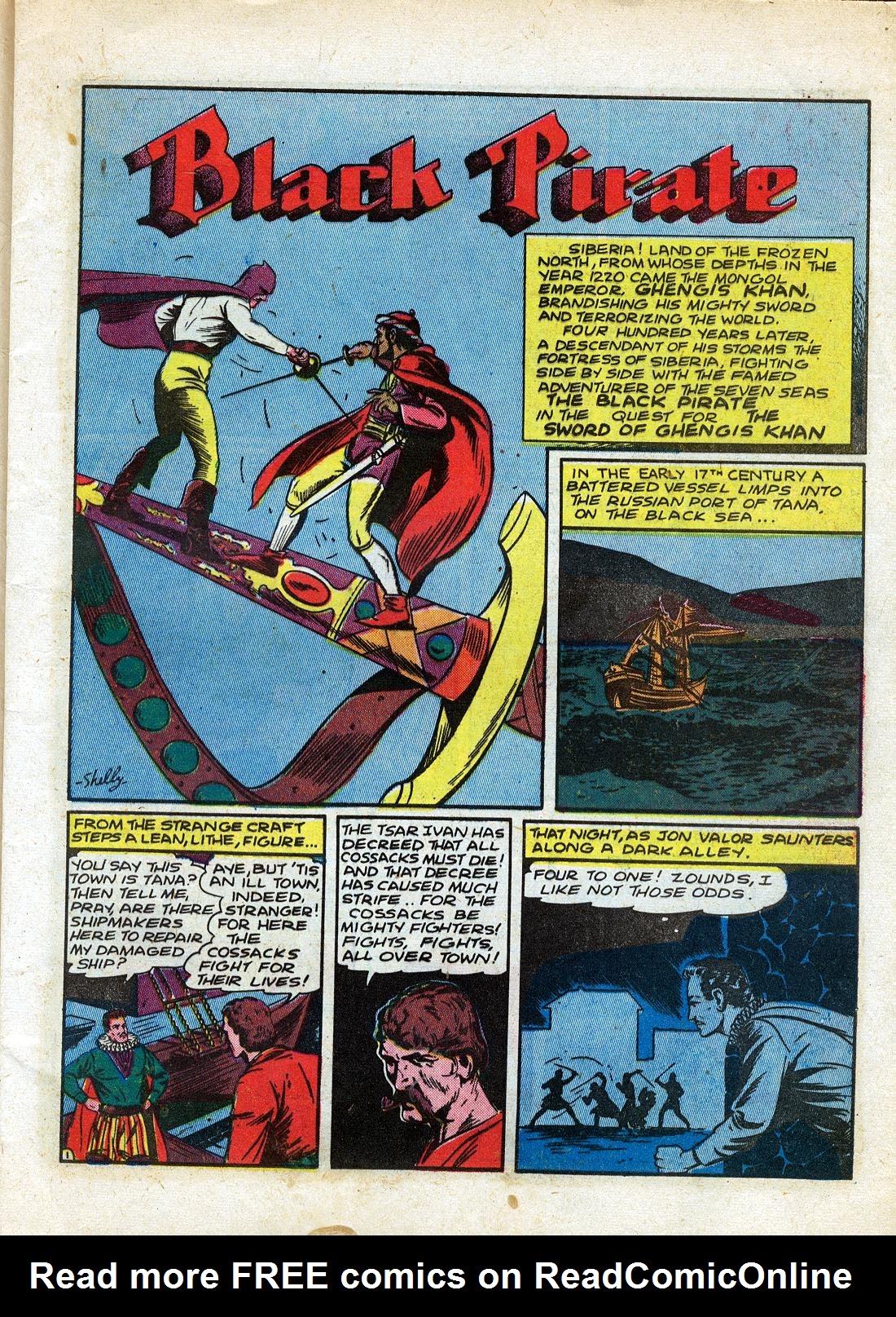 Read online Sensation (Mystery) Comics comic -  Issue #26 - 17