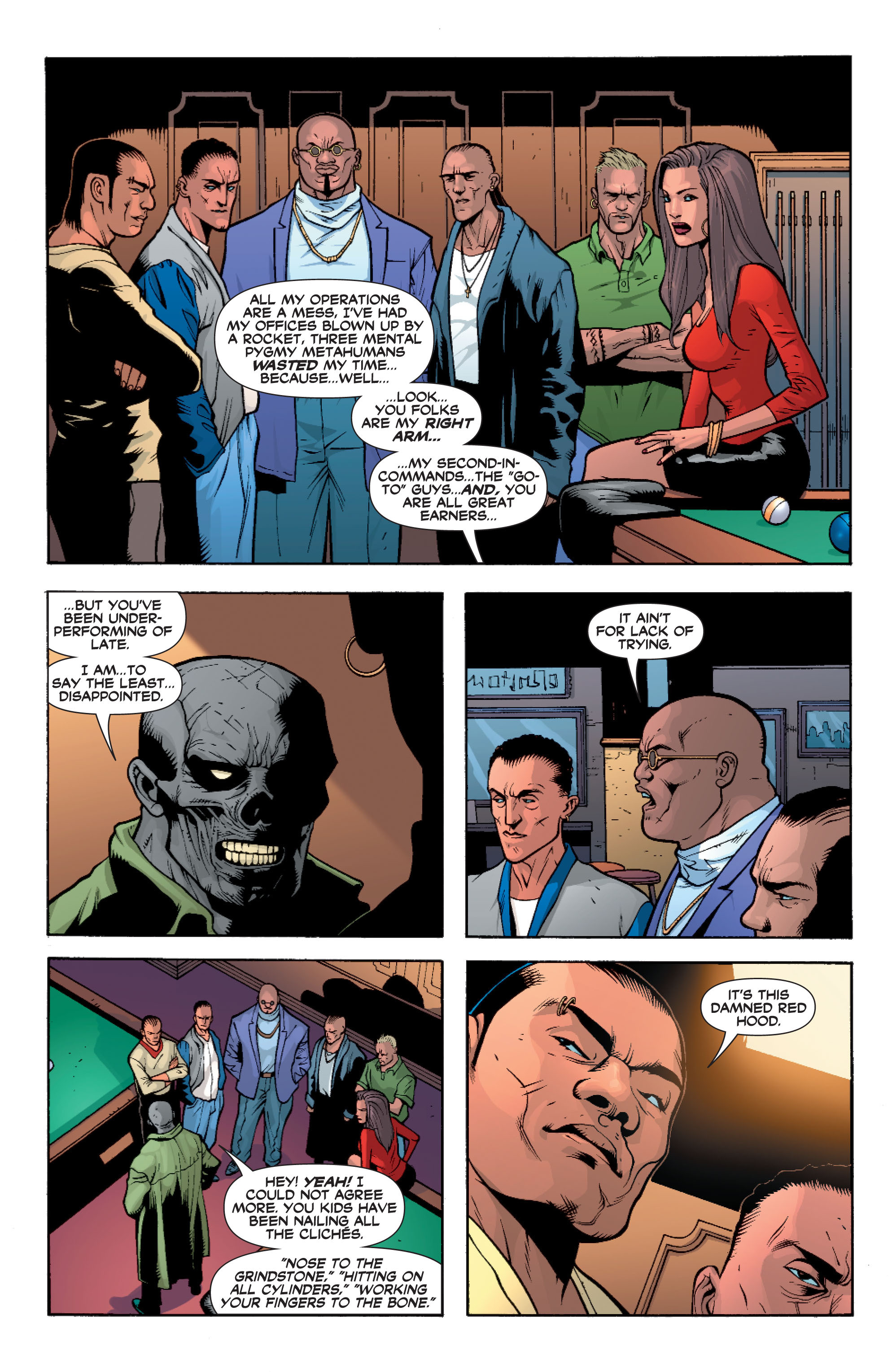 Read online Batman: Under The Red Hood comic -  Issue # Full - 252