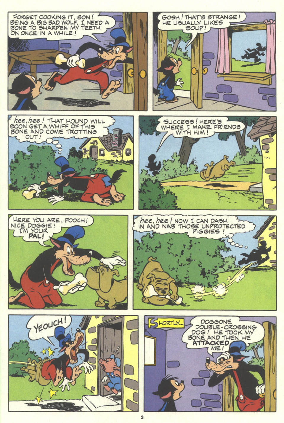 Walt Disney's Comics and Stories issue 574 - Page 14
