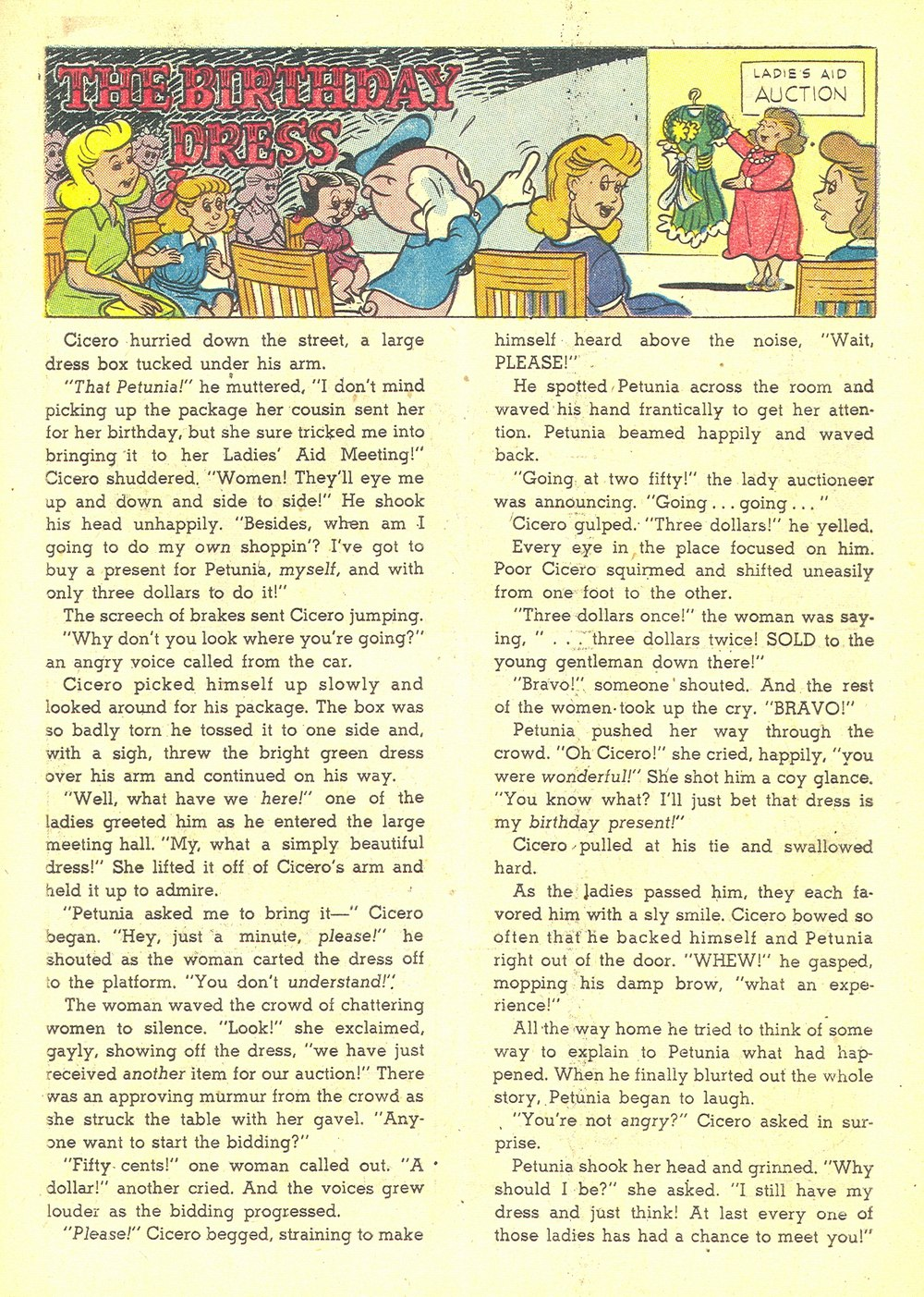 Bugs Bunny (1952) issue 46 - Page 27