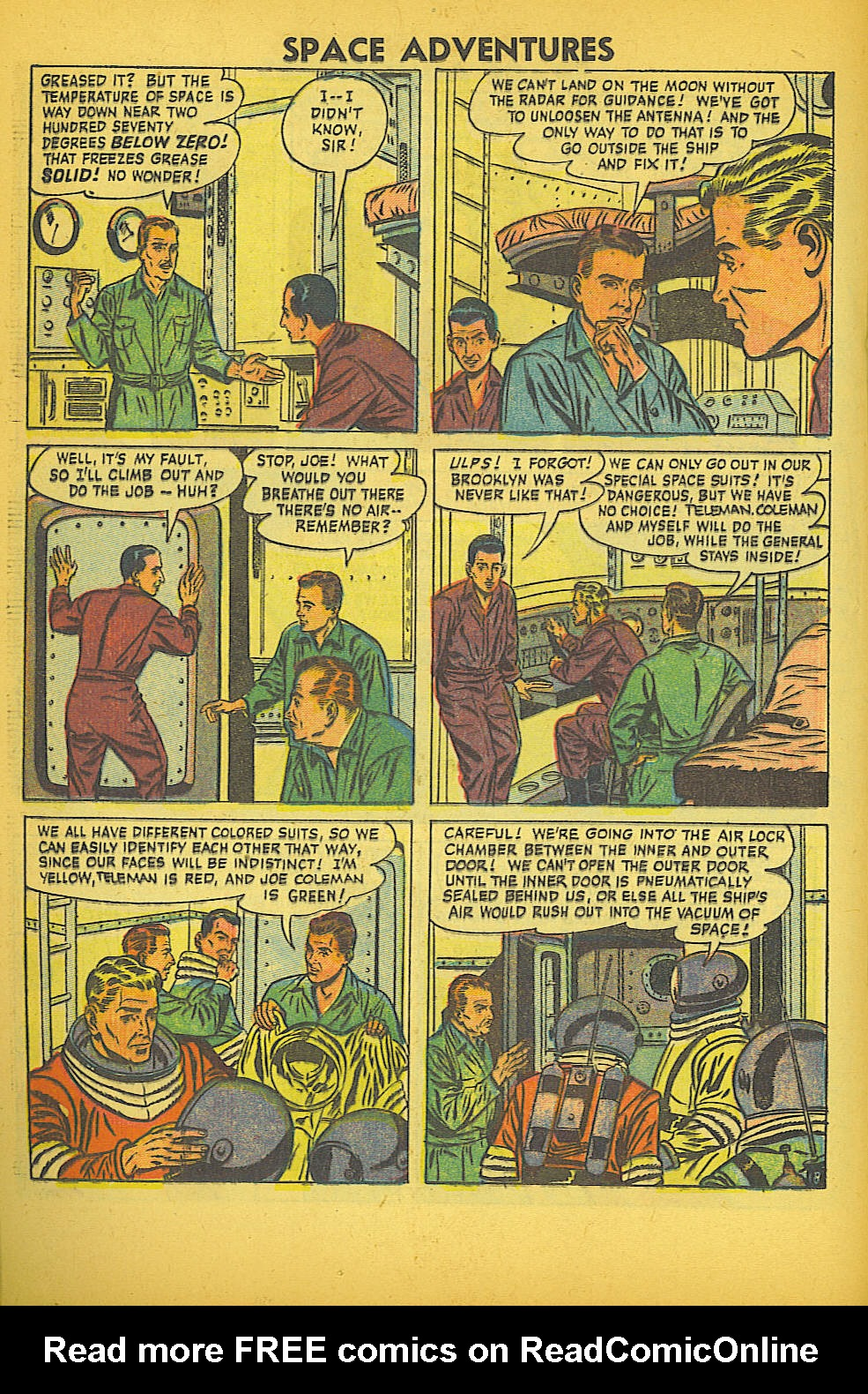 Space Adventures (1952) issue 20 - Page 20
