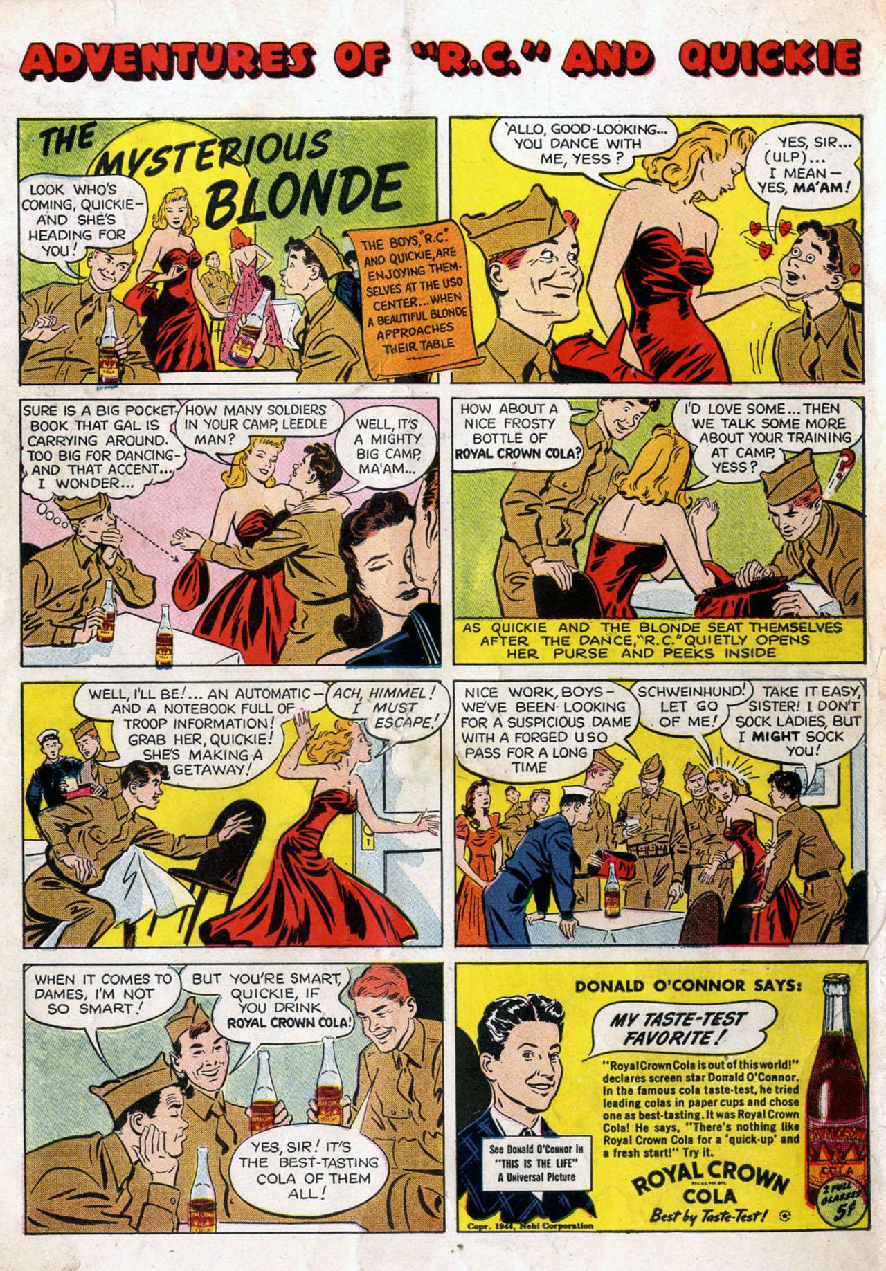 Read online Detective Comics (1937) comic -  Issue #90 - 52