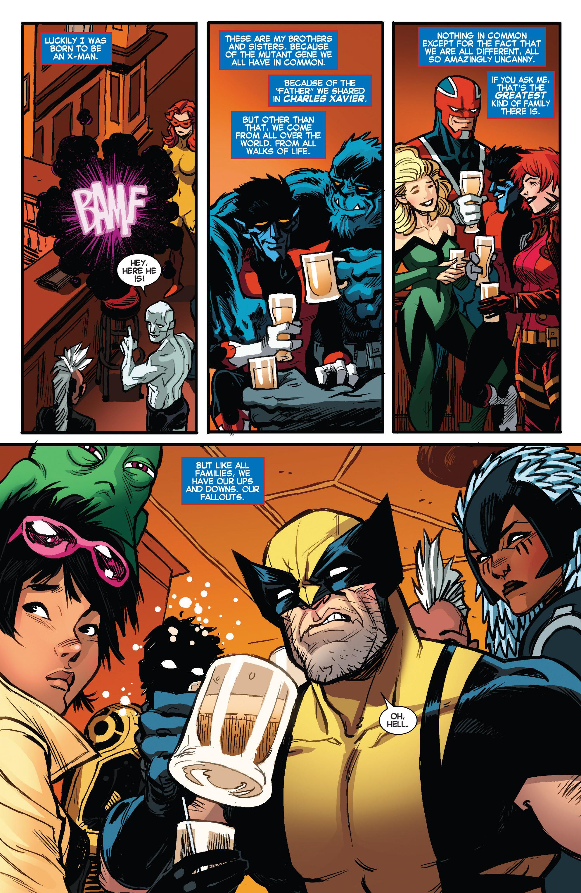 Read online Amazing X-Men (2014) comic -  Issue #6 - 7