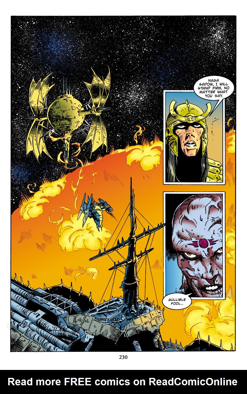 Read online Star Wars Omnibus comic -  Issue # Vol. 4 - 220