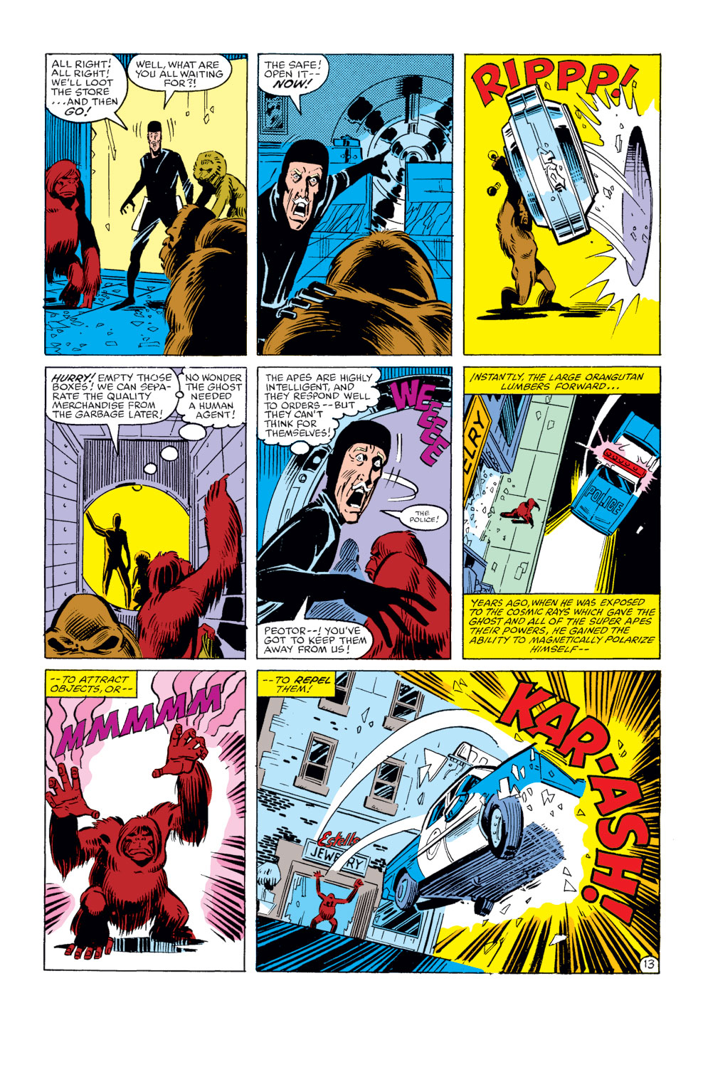 The Amazing Spider-Man (1963) 255 Page 13