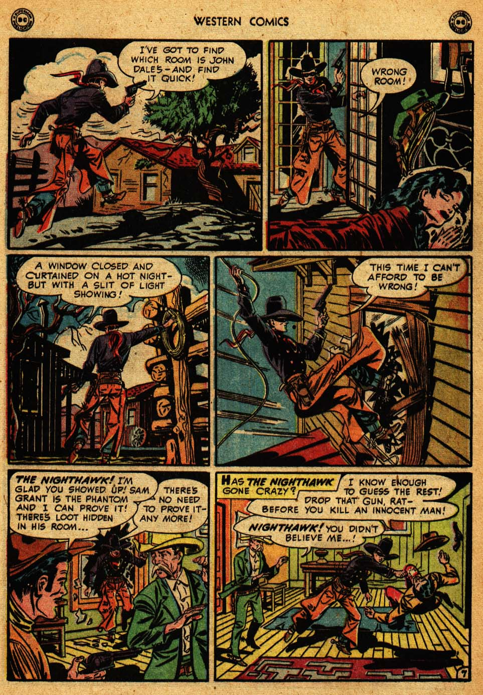 Western Comics issue 9 - Page 47