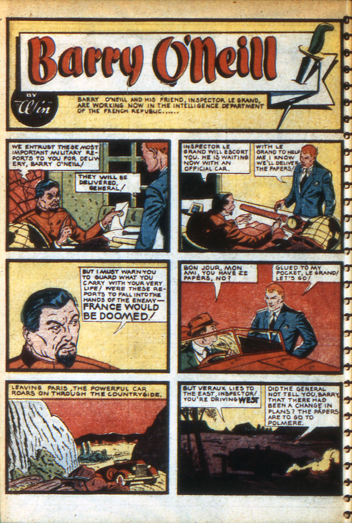 Read online Adventure Comics (1938) comic -  Issue #47 - 17