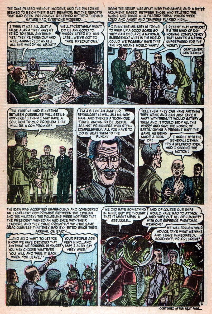 Read online Adventures into Weird Worlds comic -  Issue #27 - 21