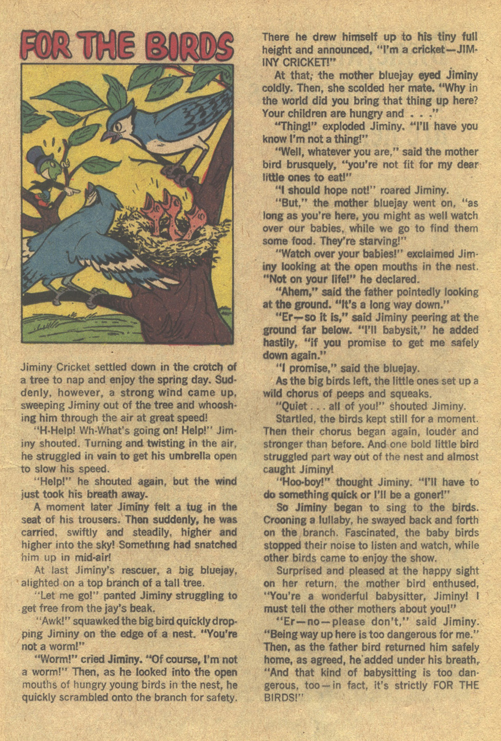Walt Disney's Comics and Stories issue 380 - Page 17