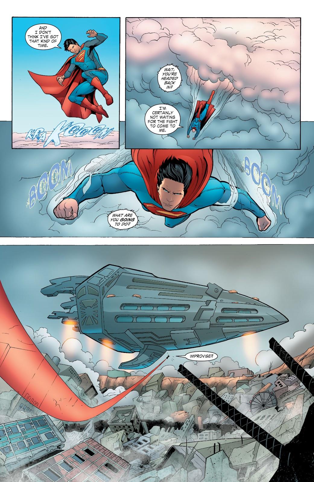 Read online Smallville Season 11 [II] comic -  Issue # TPB 6 - 154