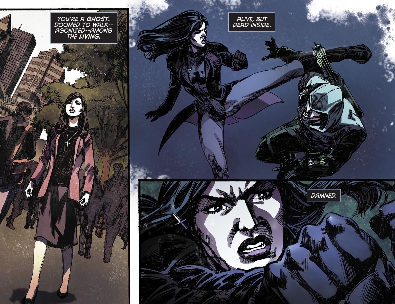 Read online Arrow [II] comic -  Issue #11 - 6