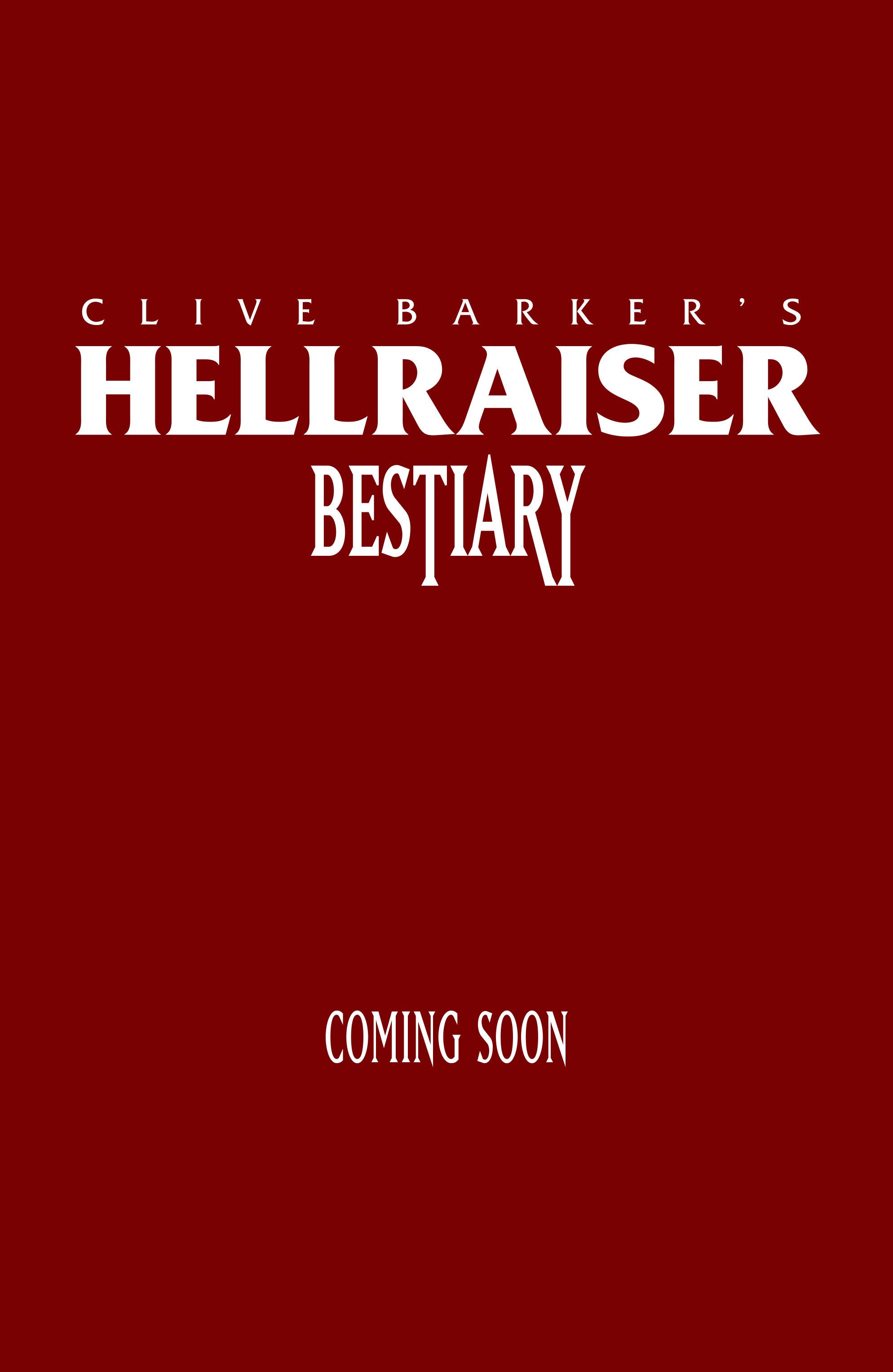 Read online Clive Barker's Hellraiser: The Dark Watch comic -  Issue # TPB 3 - 135
