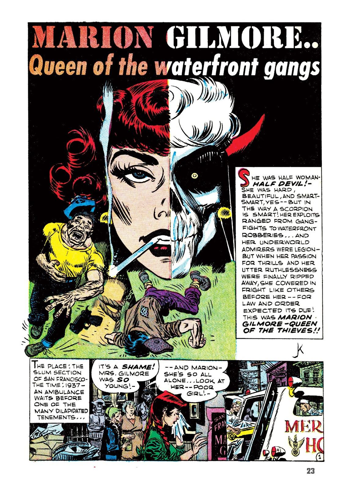 Read online The Joe Kubert Archives comic -  Issue # TPB (Part 1) - 34