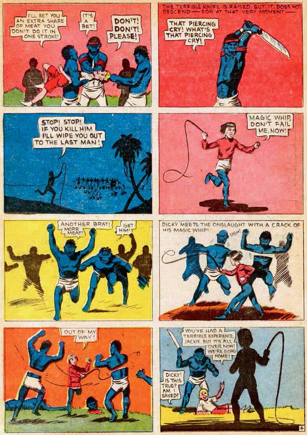 Zip Comics issue 19 - Page 40