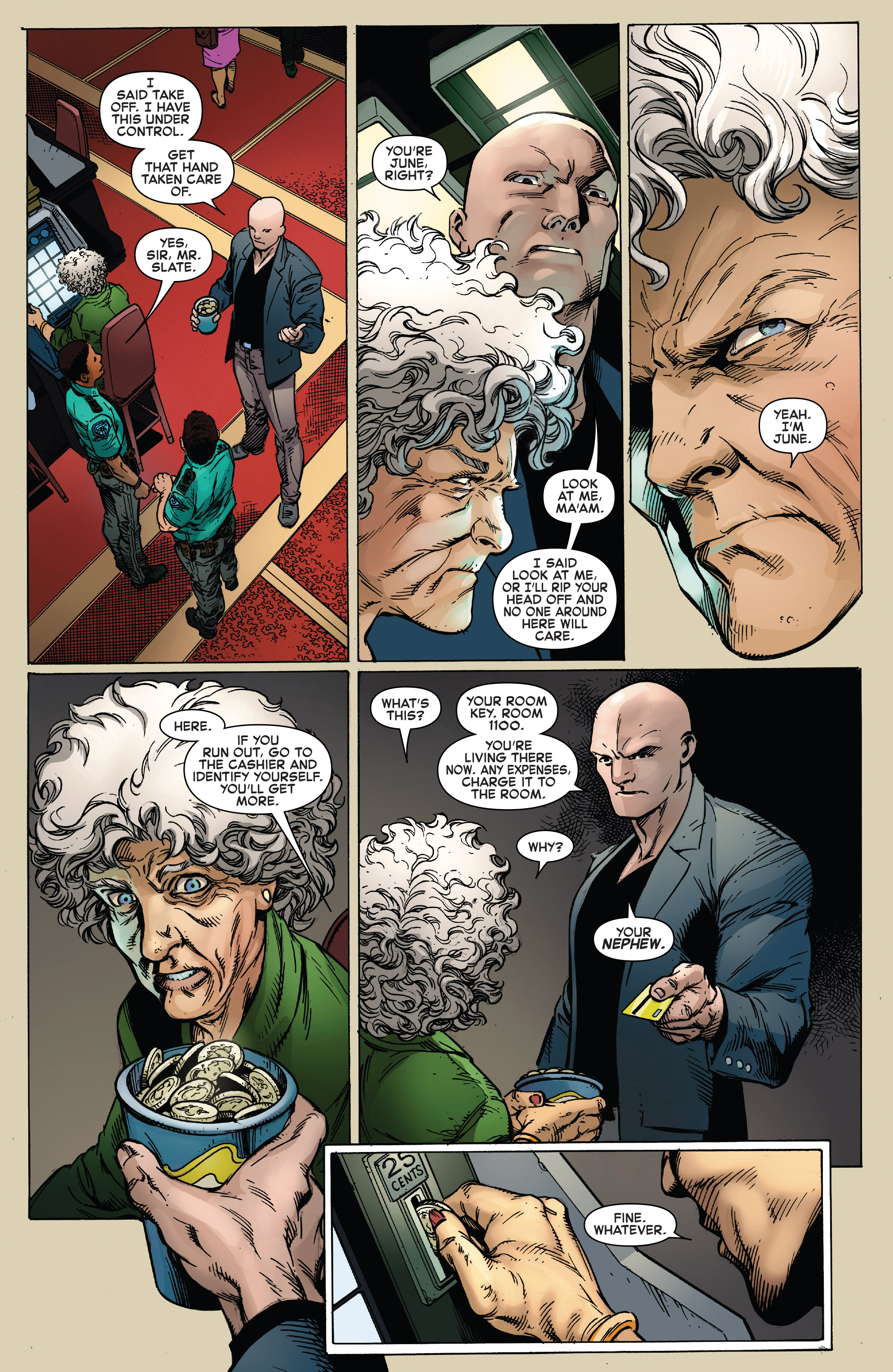 Read online Ben Reilly: Scarlet Spider comic -  Issue #2 - 19