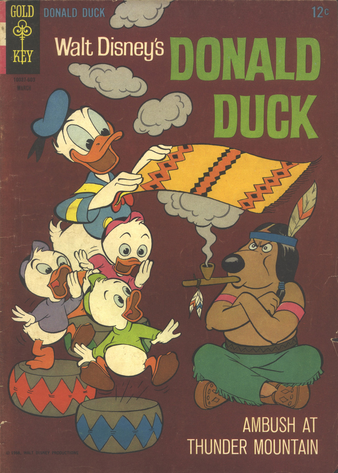 Donald Duck (1962) 106 Page 1