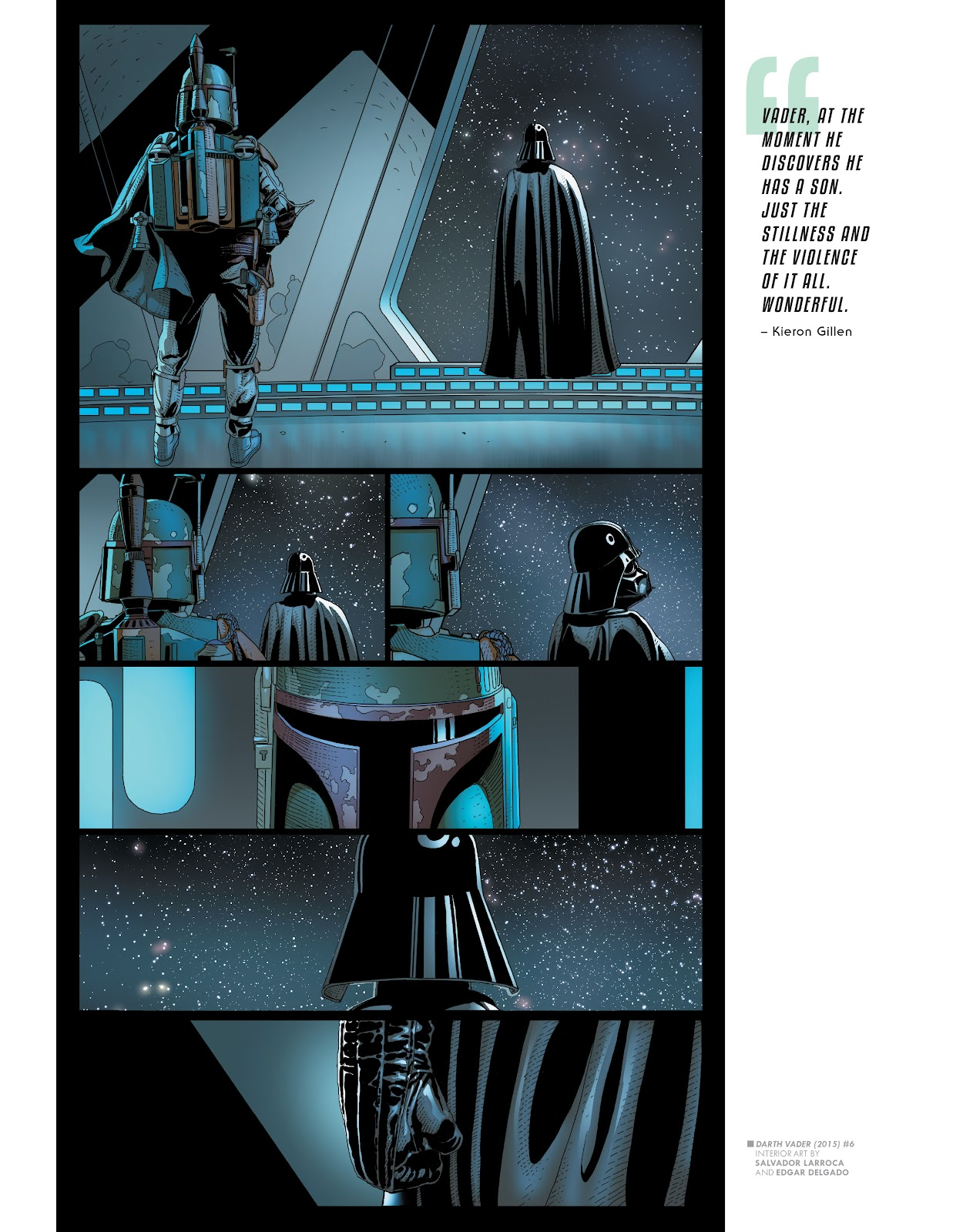 Read online The Marvel Art of Star Wars comic -  Issue # TPB (Part 1) - 71