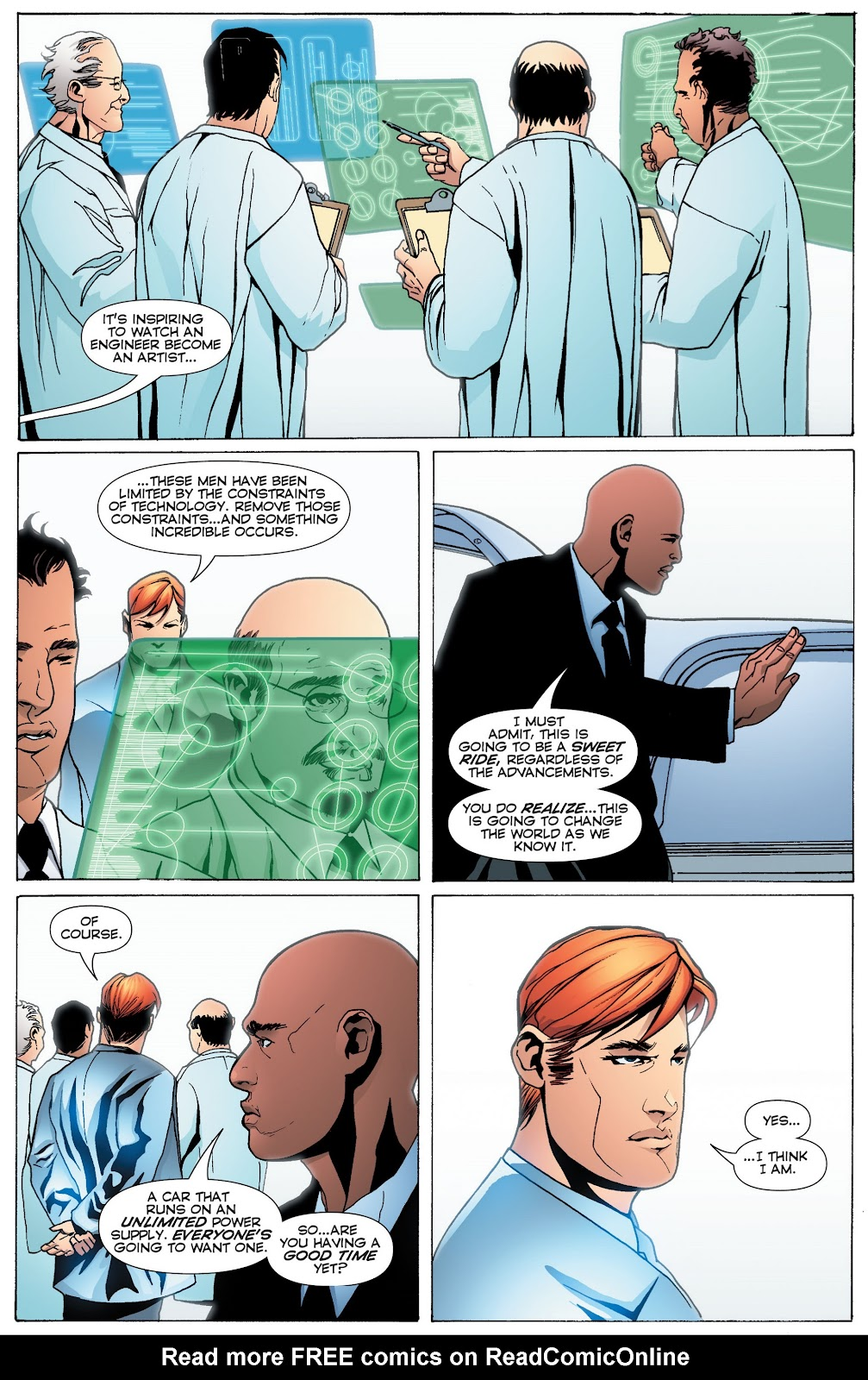 Wildcats Version 3.0 Issue #13 #13 - English 19