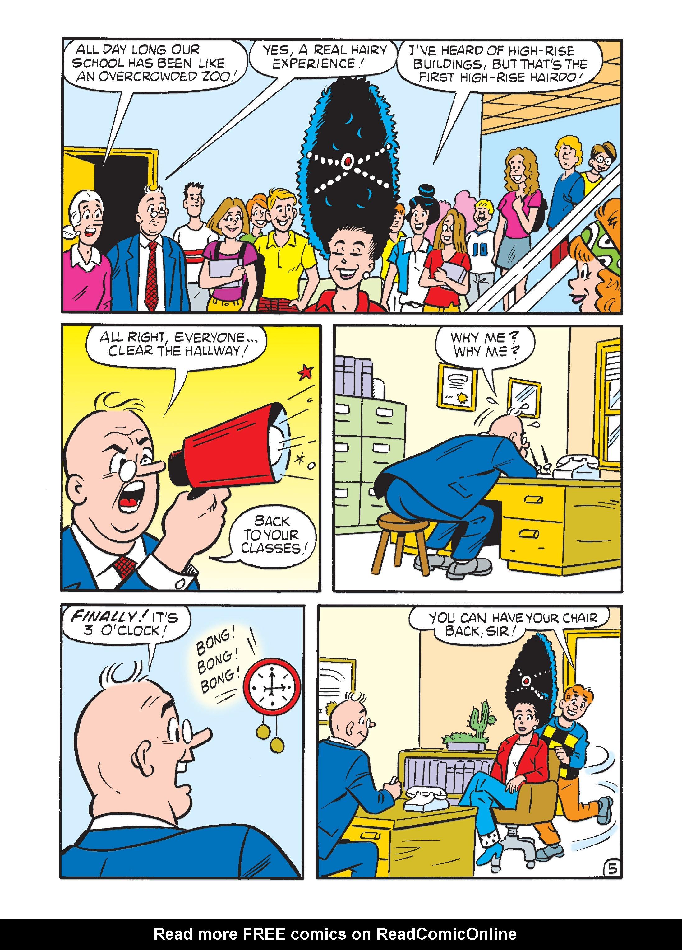 Read online Archie 1000 Page Comics Bonanza comic -  Issue #2 (Part 1) - 70