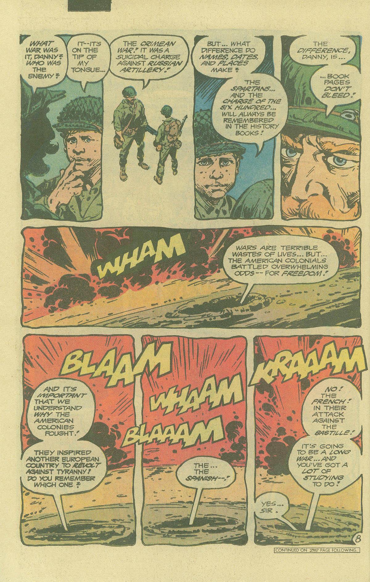 Read online Sgt. Rock comic -  Issue #402 - 11