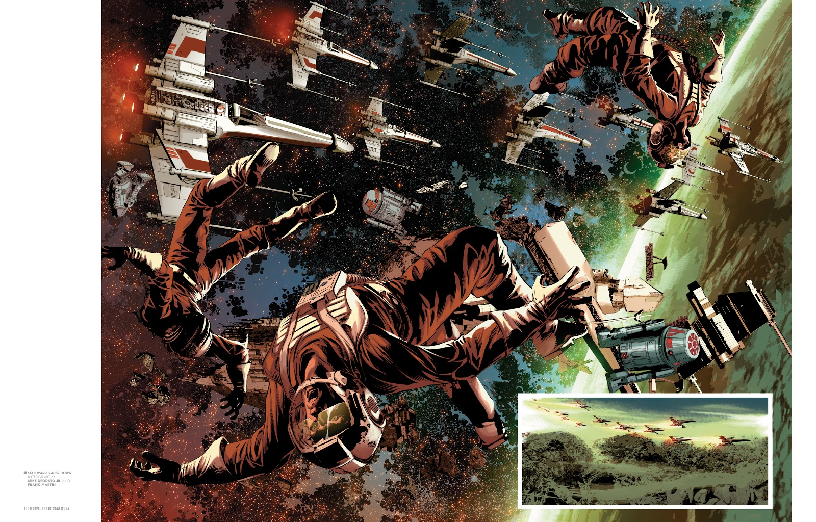 Read online The Marvel Art of Star Wars comic -  Issue # TPB (Part 1) - 87