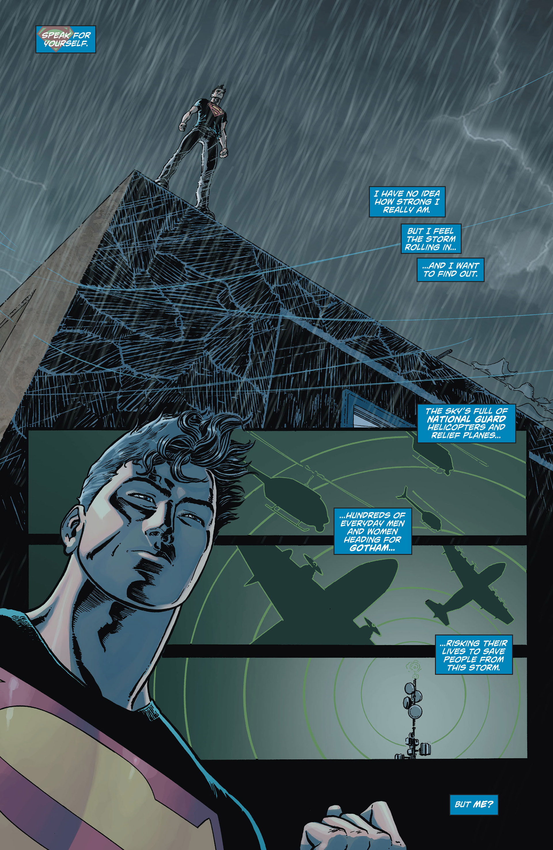 Read online Action Comics (2011) comic -  Issue #25 - 9