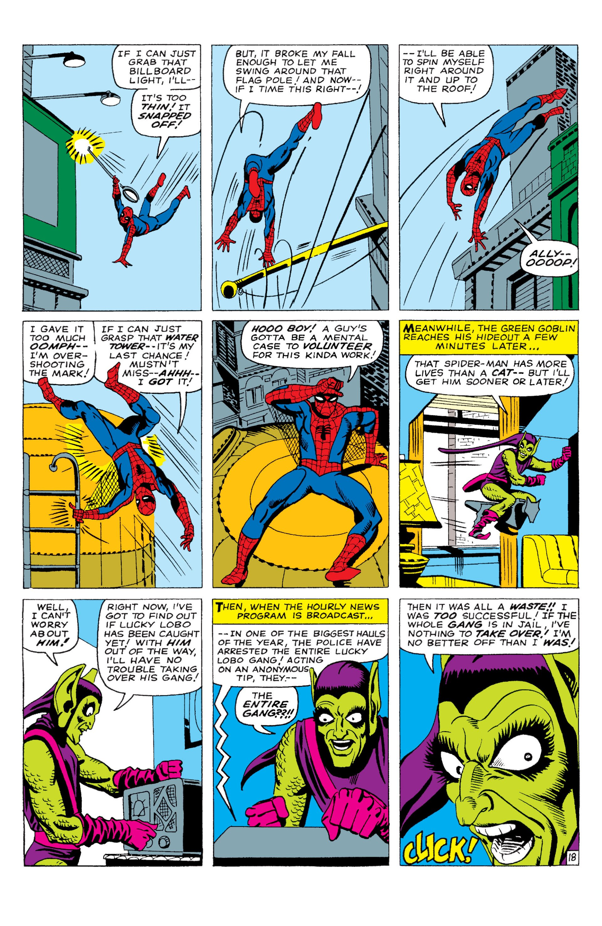 The Amazing Spider-Man (1963) 23 Page 18