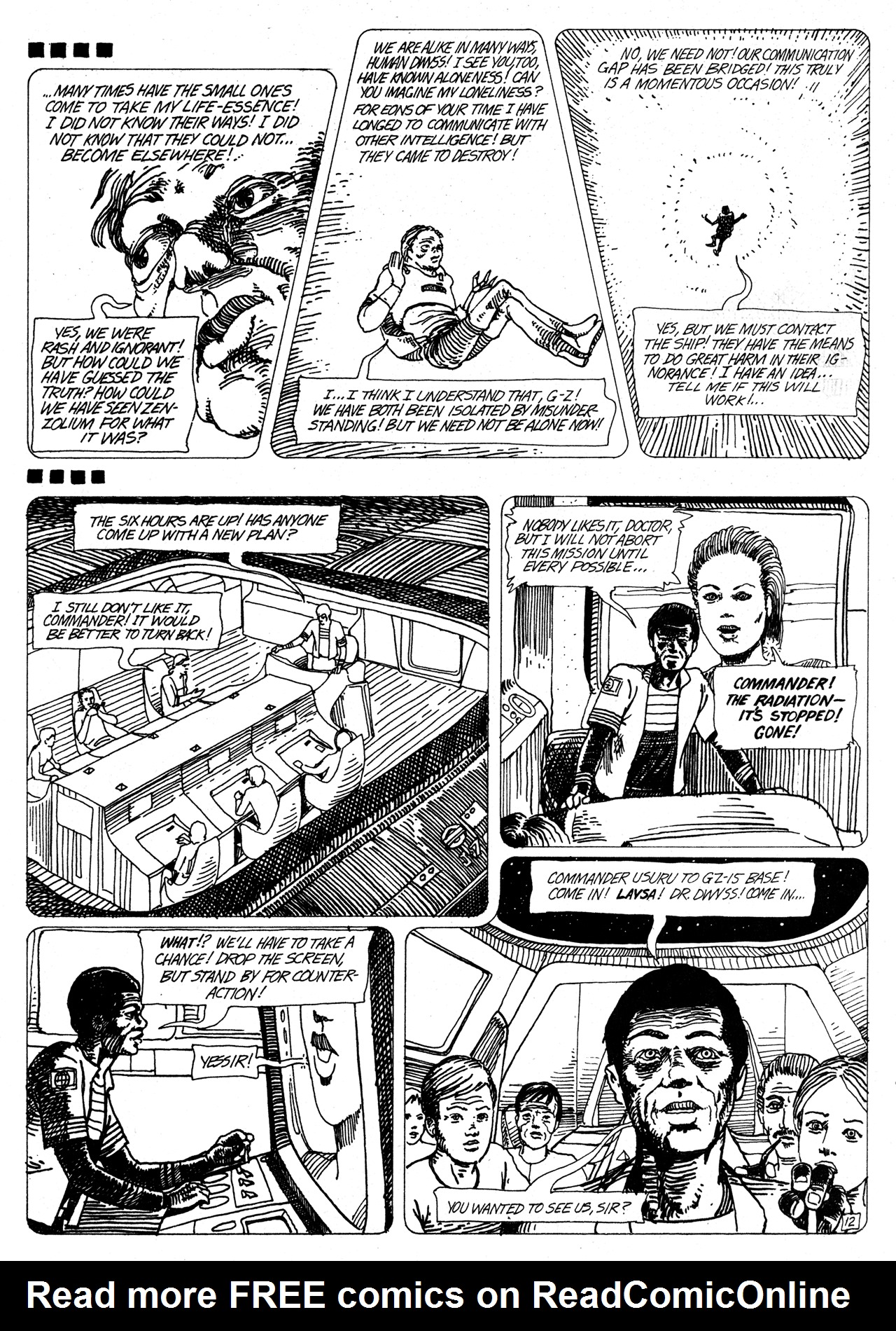 Read online Star*Reach comic -  Issue #17 - 32