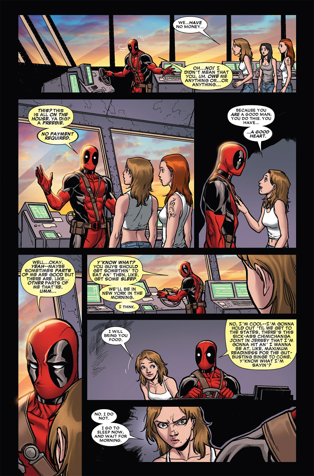 Read online Deadpool (2008) comic -  Issue #45 - 17