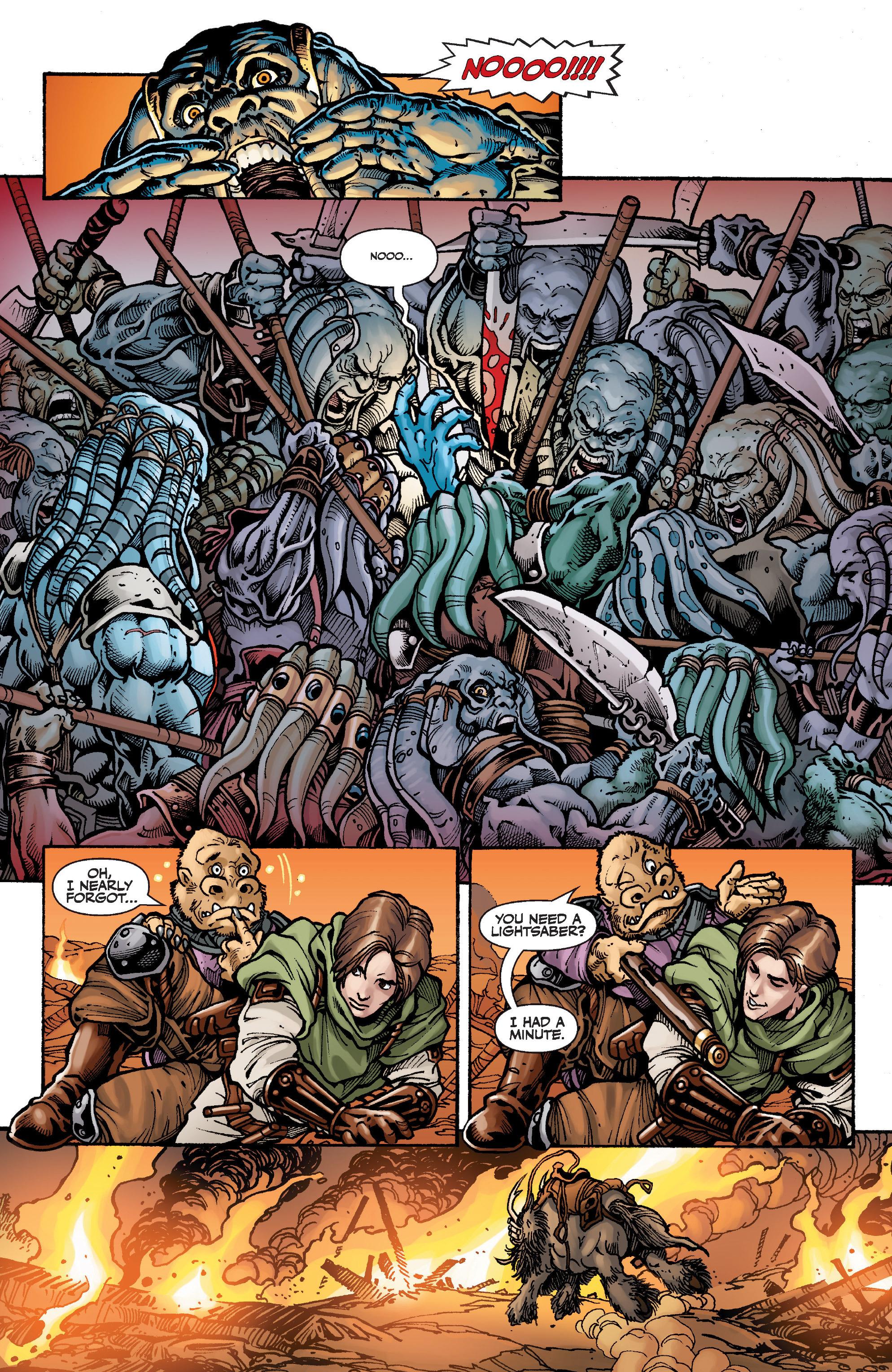 Read online Star Wars Omnibus comic -  Issue # Vol. 32 - 273