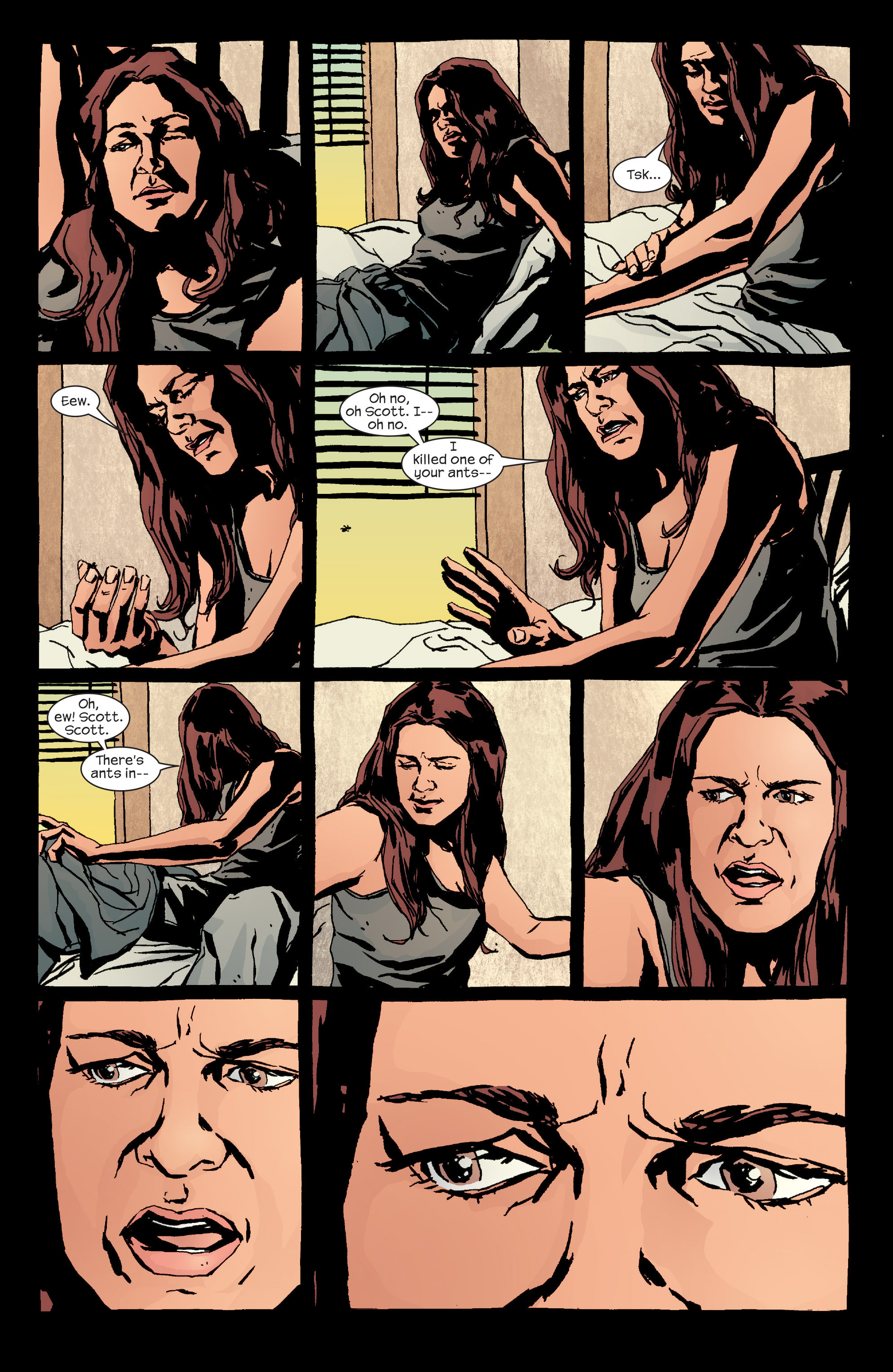 Read online Alias comic -  Issue #27 - 20