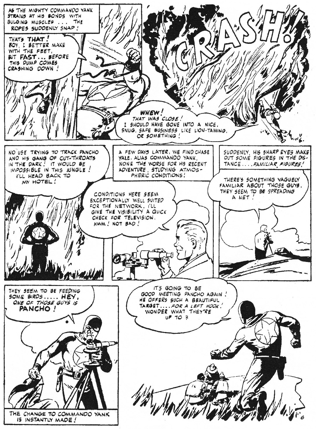 Read online Men of Mystery Comics comic -  Issue #73 - 9