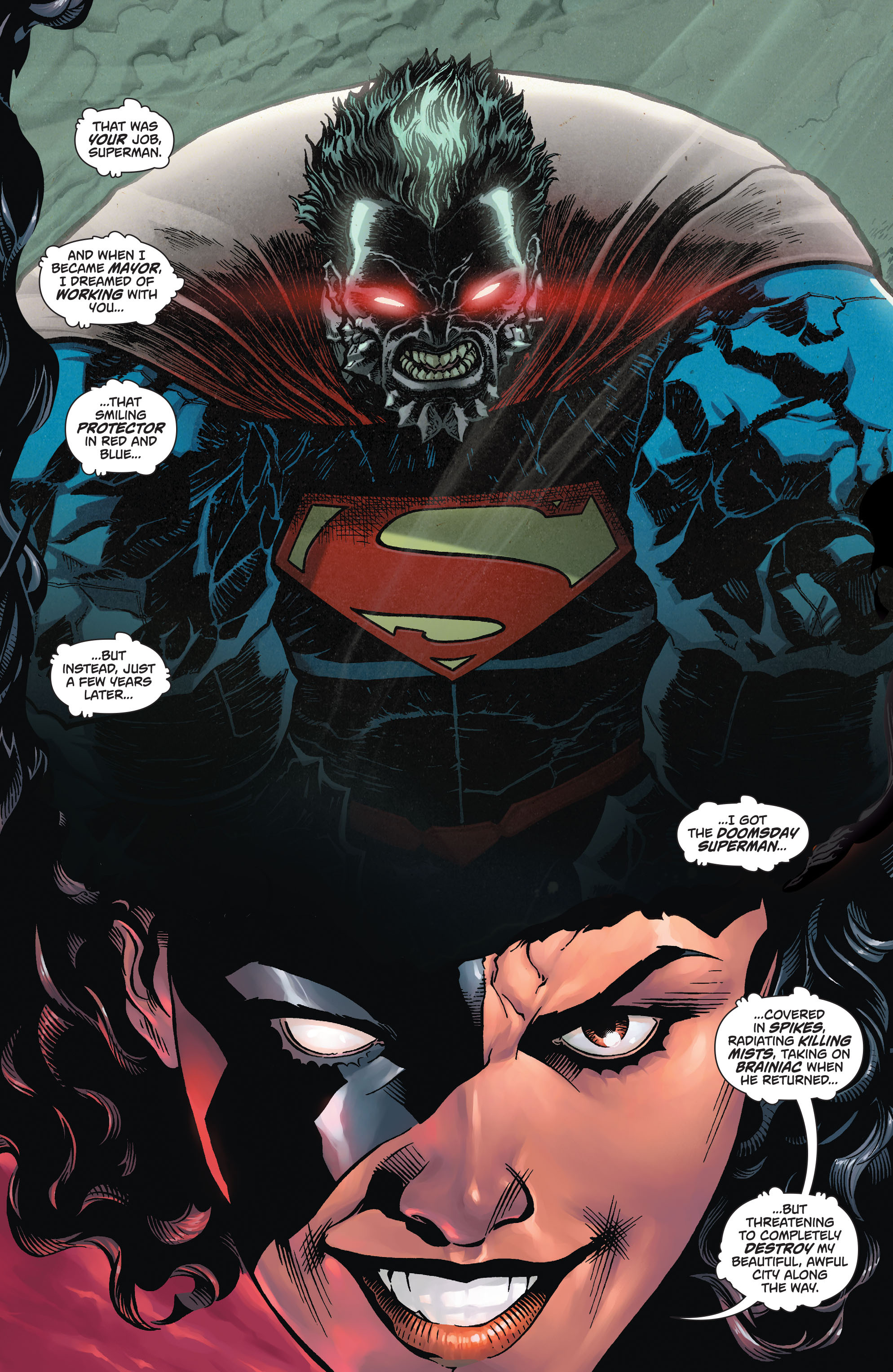 Read online Action Comics (2011) comic -  Issue #47 - 8