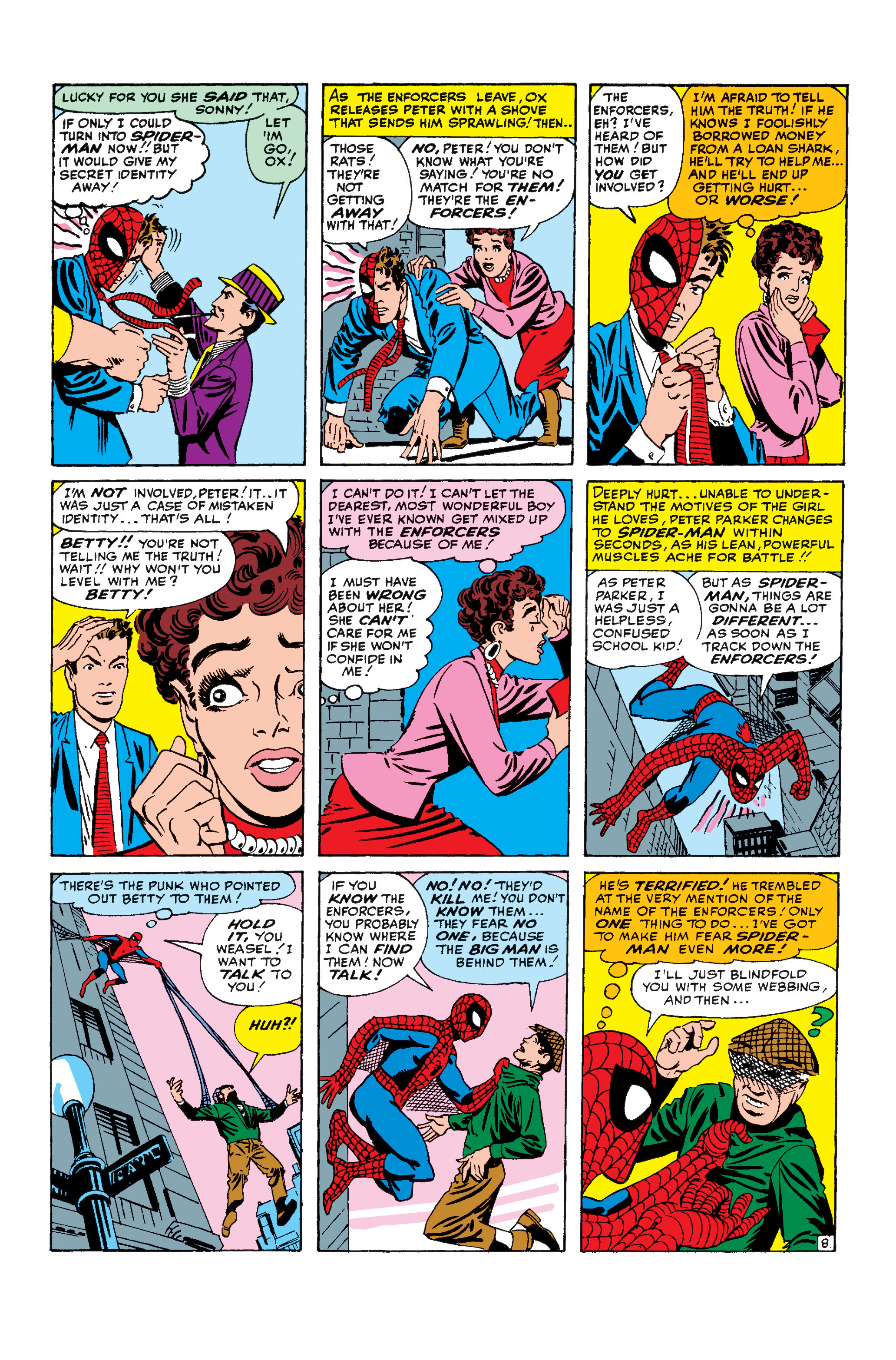 The Amazing Spider-Man (1963) 10 Page 8