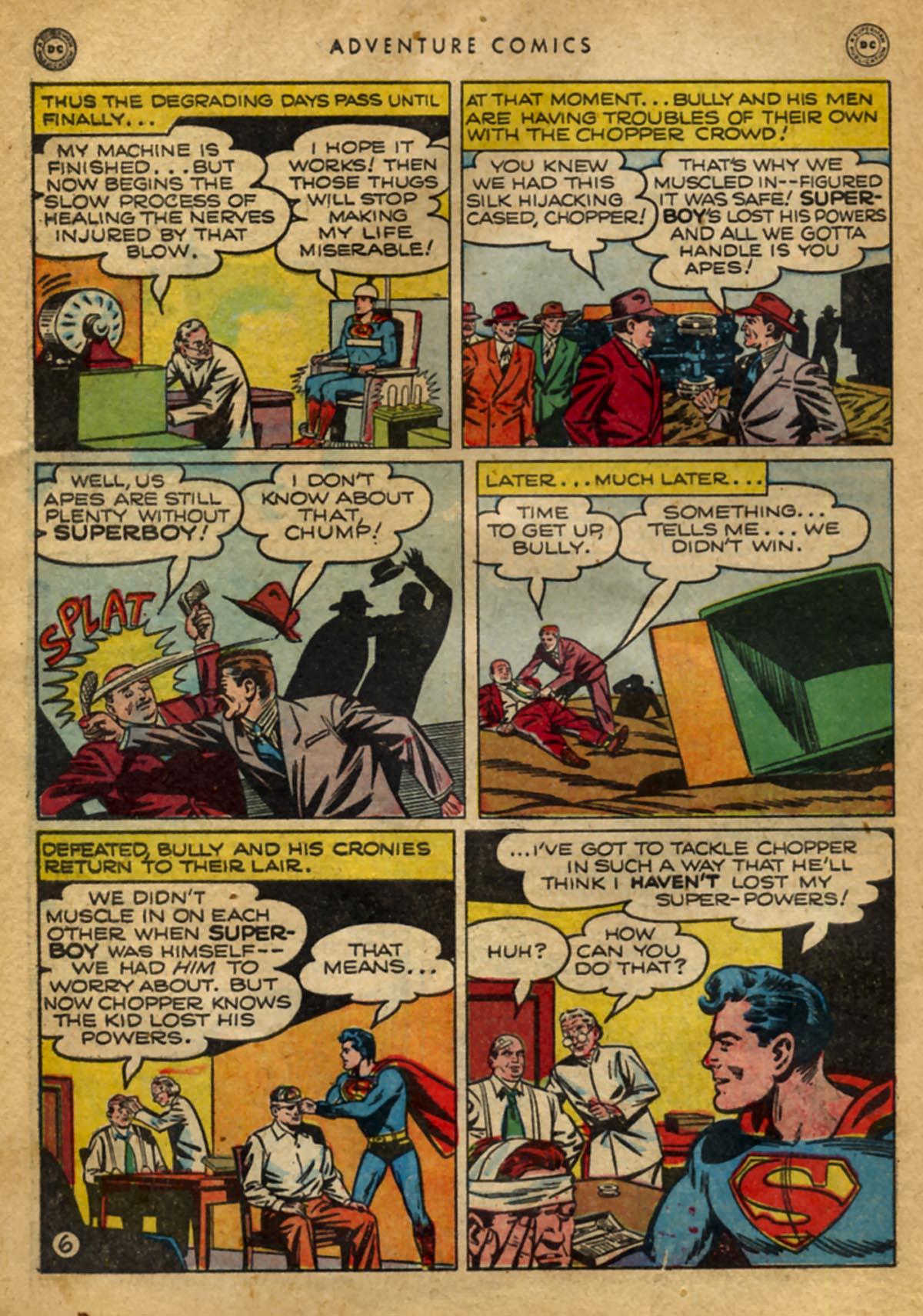 Read online Adventure Comics (1938) comic -  Issue #141 - 8