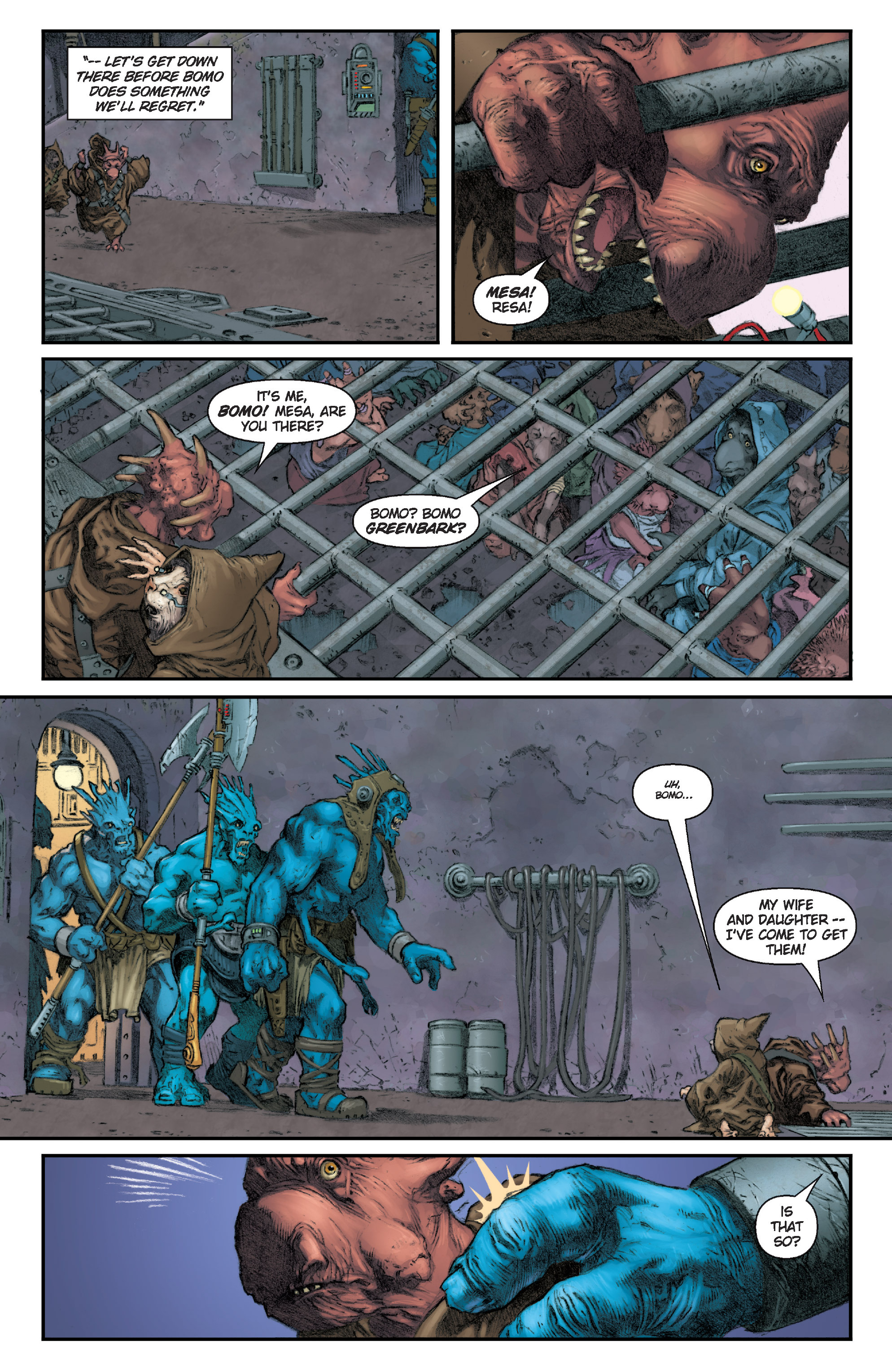 Read online Star Wars Omnibus comic -  Issue # Vol. 31 - 116