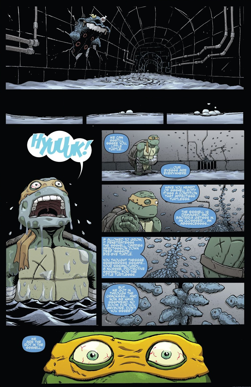 Read online Teenage Mutant Ninja Turtles: The IDW Collection comic -  Issue # TPB 8 (Part 3) - 79