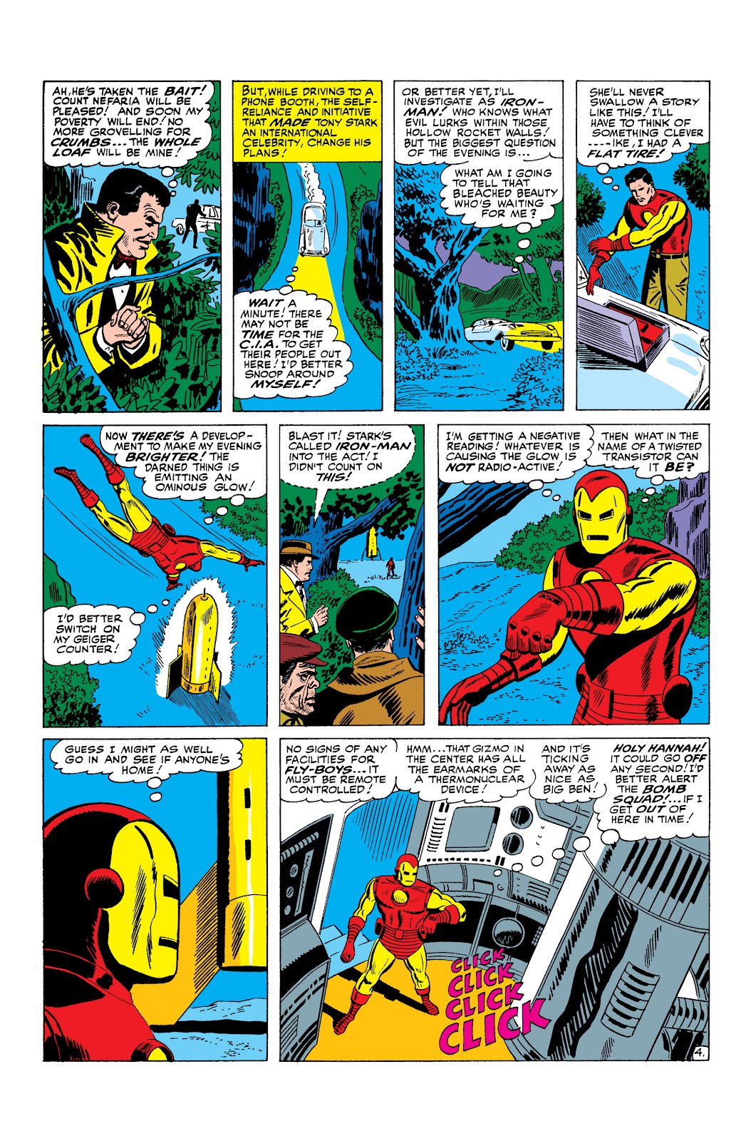 Read online Marvel Masterworks: The Invincible Iron Man comic -  Issue # TPB 3 (Part 1) - 53