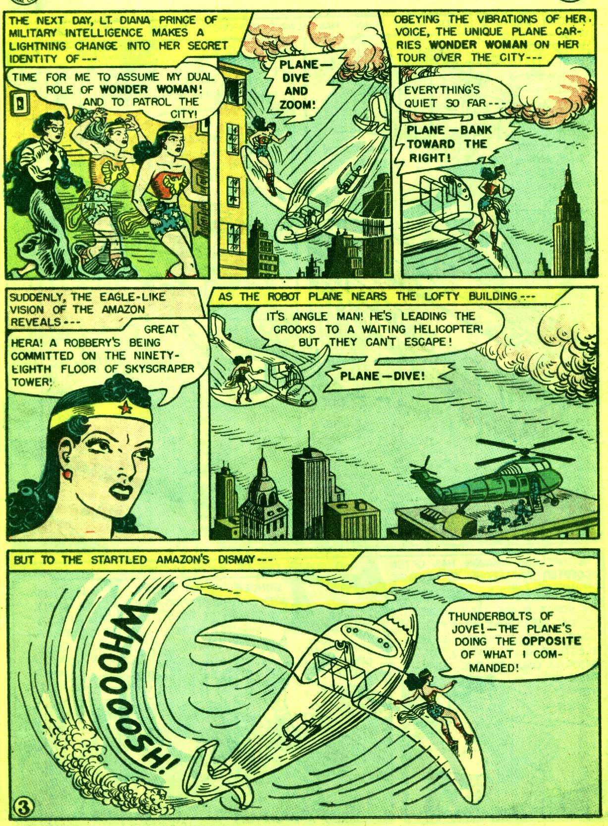 Read online Wonder Woman (1942) comic -  Issue #92 - 18