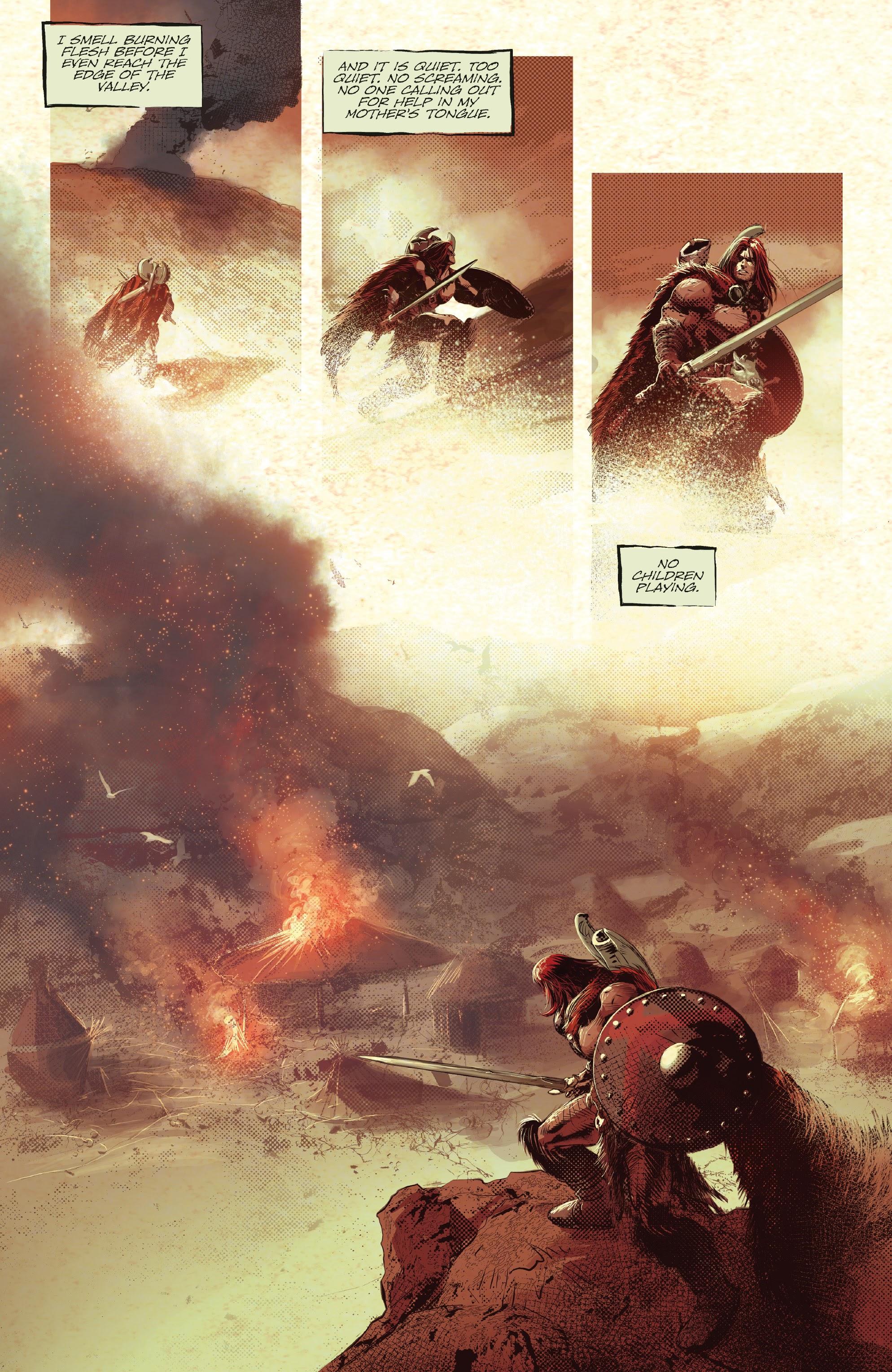 Berserker Unbound #1 #1 - English 7
